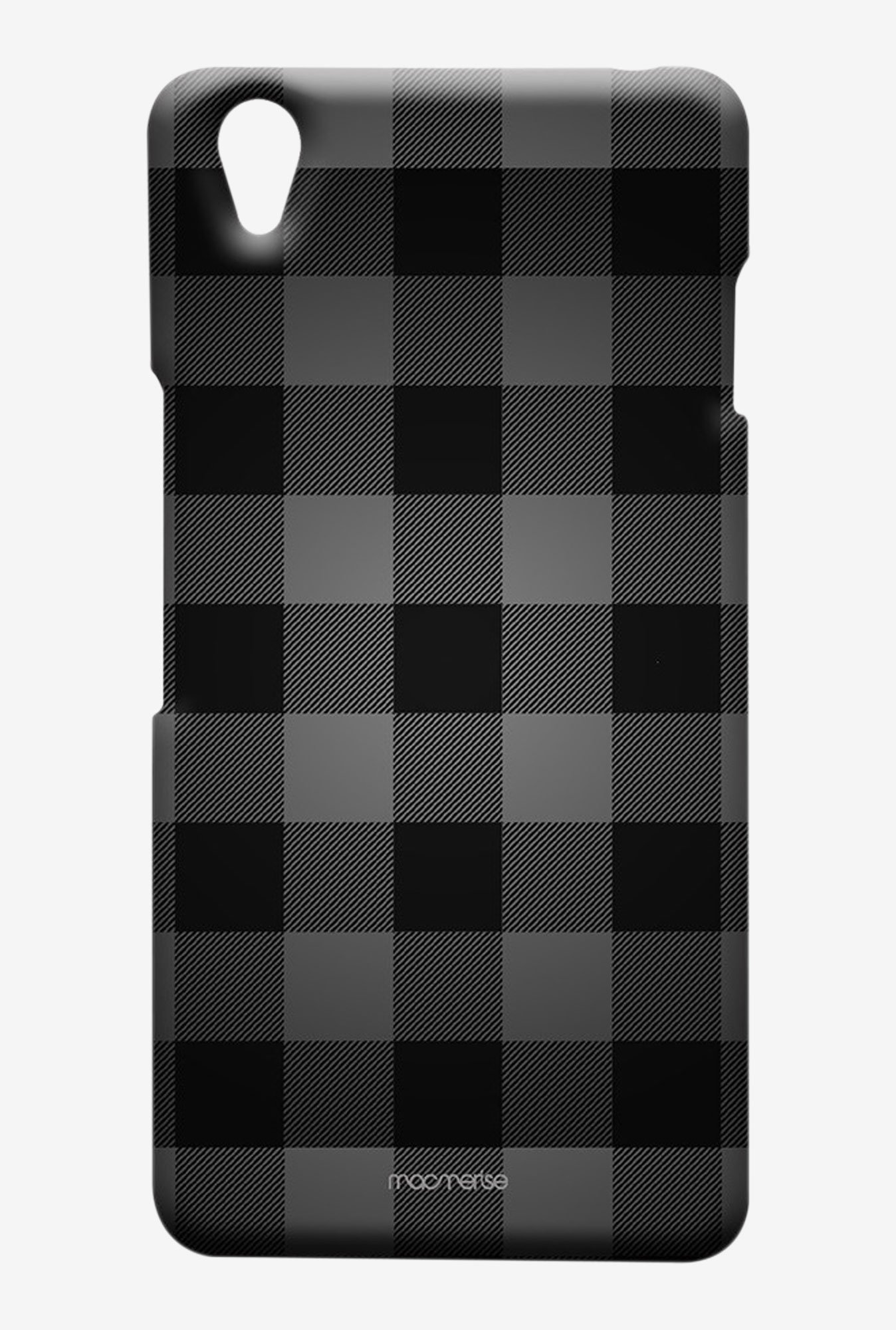 Macmerise Checkmate Black Sublime Case for Oneplus X
