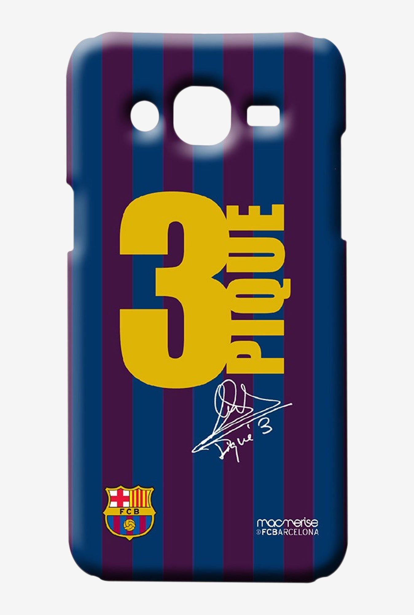 Macmerise Jersey Suarez Sublime Case for Samsung J7