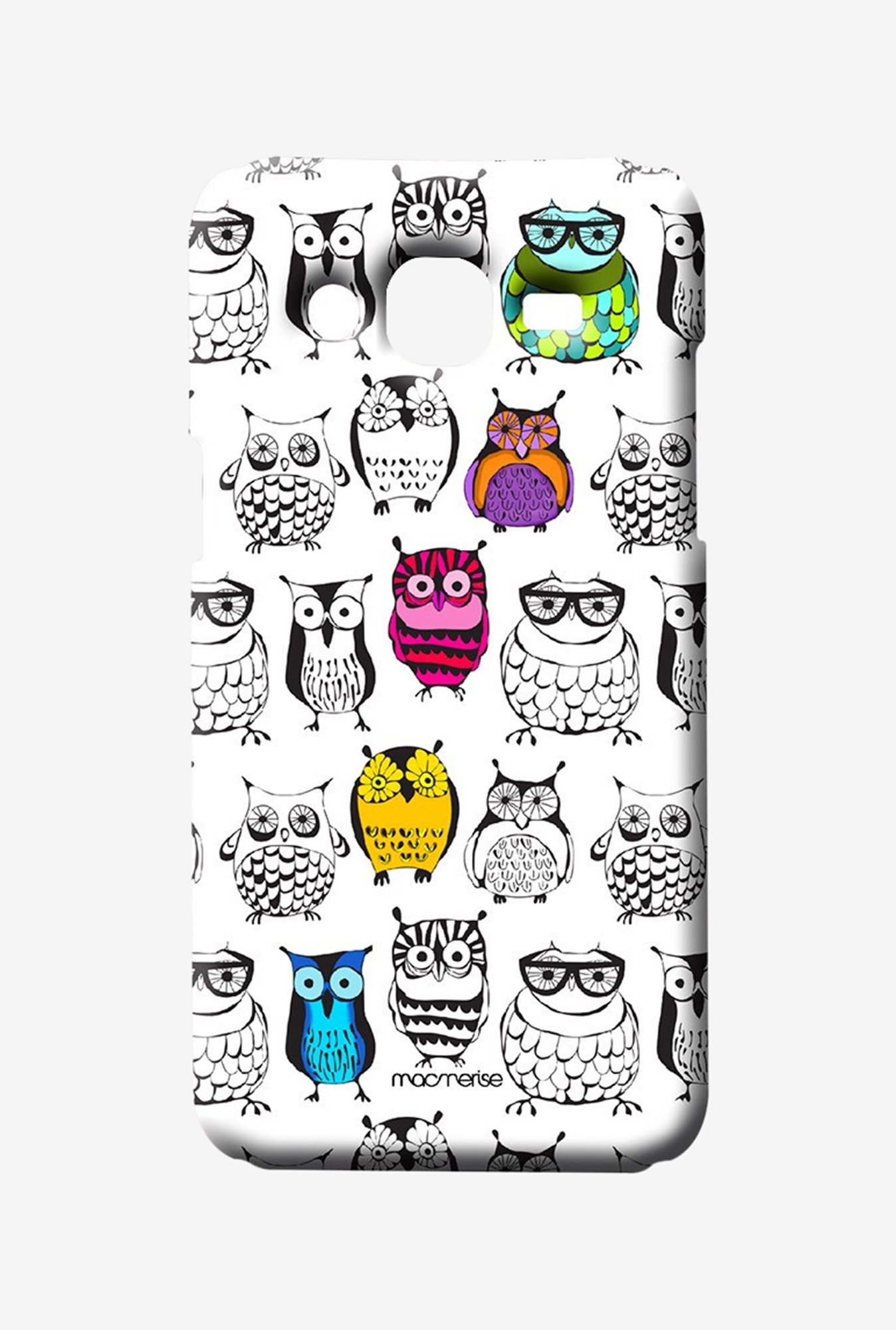 Macmerise Owl Art Sublime Case for Samsung J7
