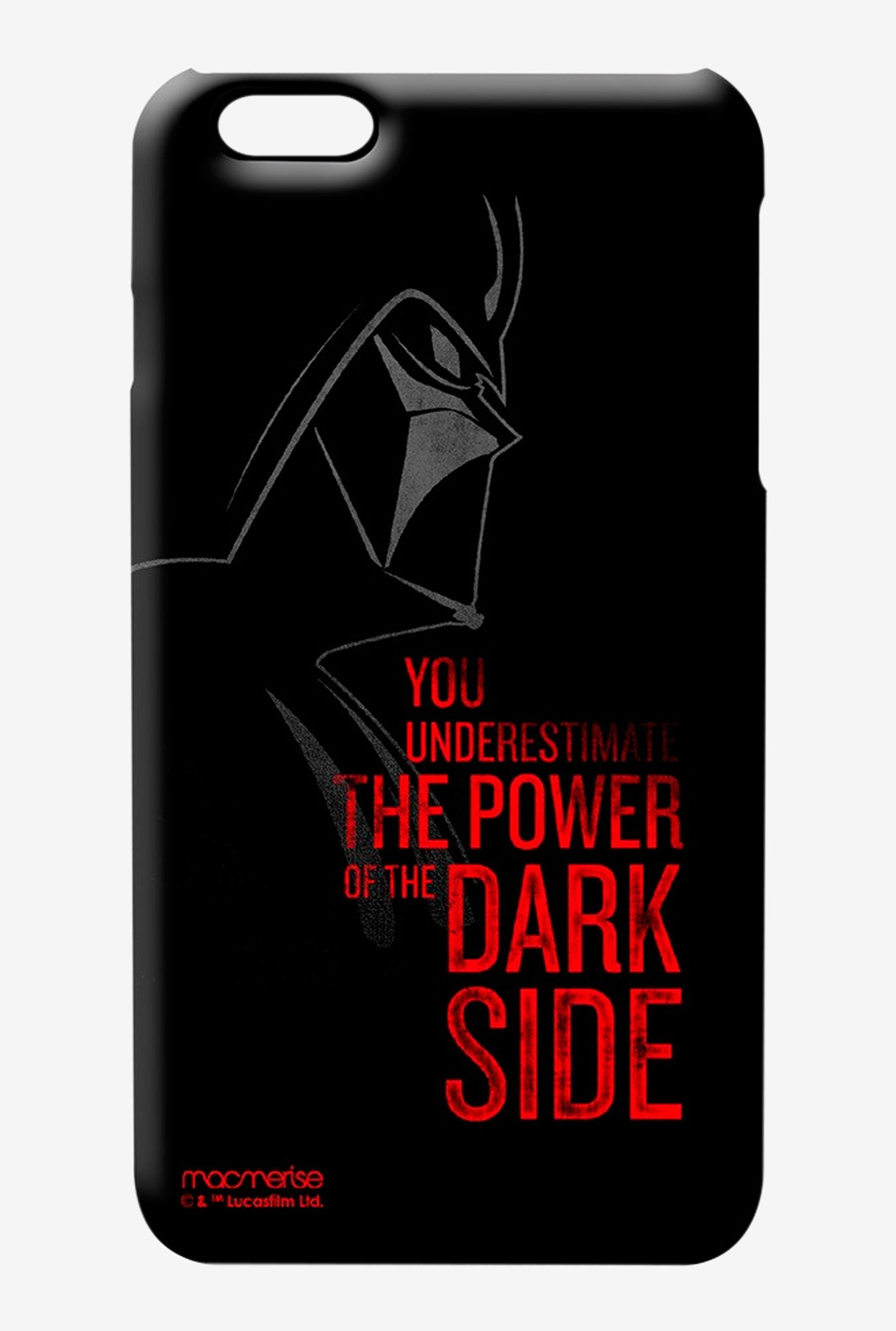 Macmerise The Dark Side Pro Case for iPhone 6 Plus