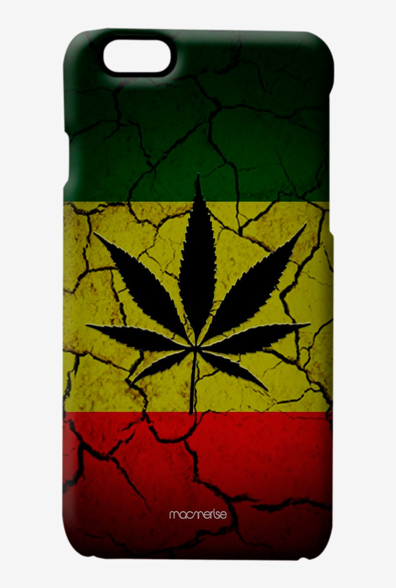 Macmerise Rastafari Pro Case for iPhone 6S