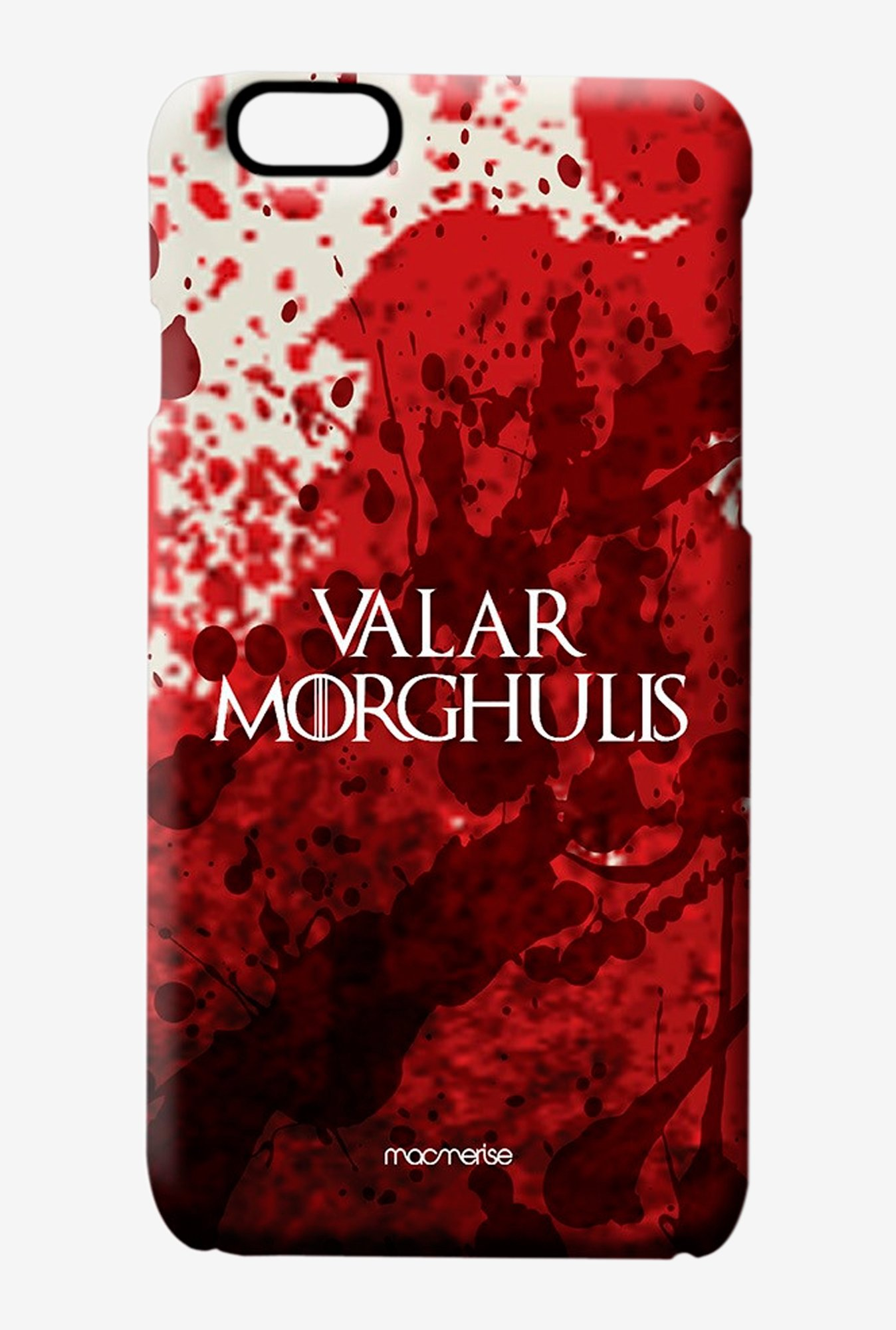 Macmerise Valar Morghulis Pro Case for iPhone 6S