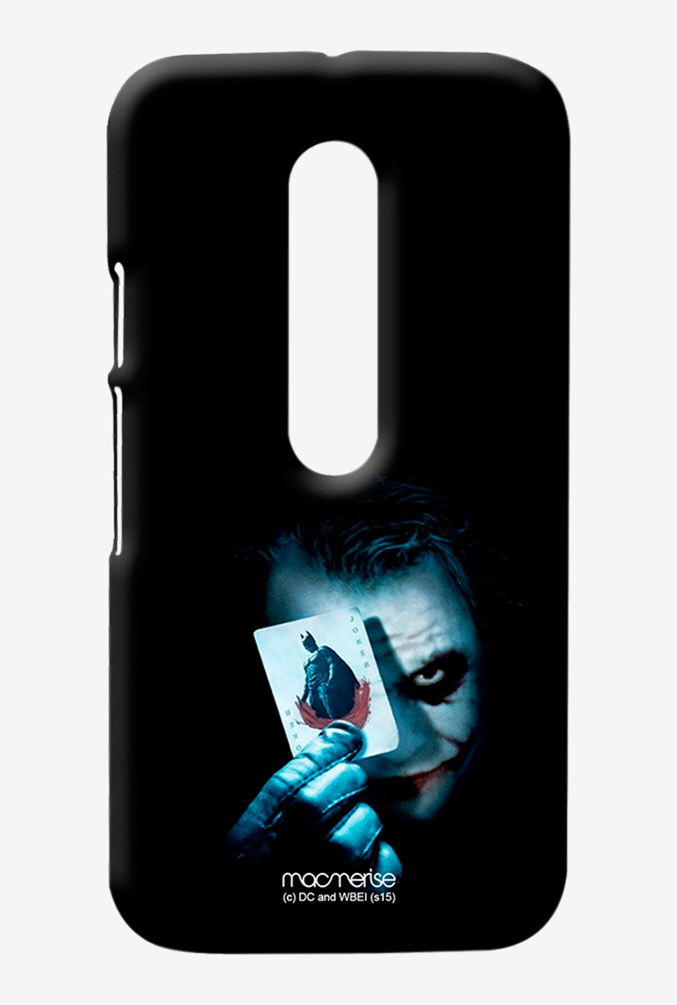 Macmerise Jokers Trump Card Sublime Case for Moto G3