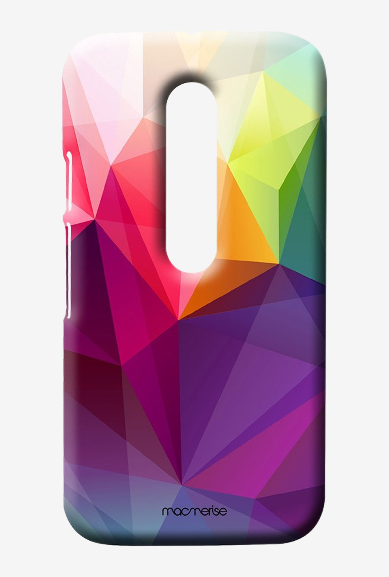 Macmerise Crystal Art Sublime Case for Moto G3