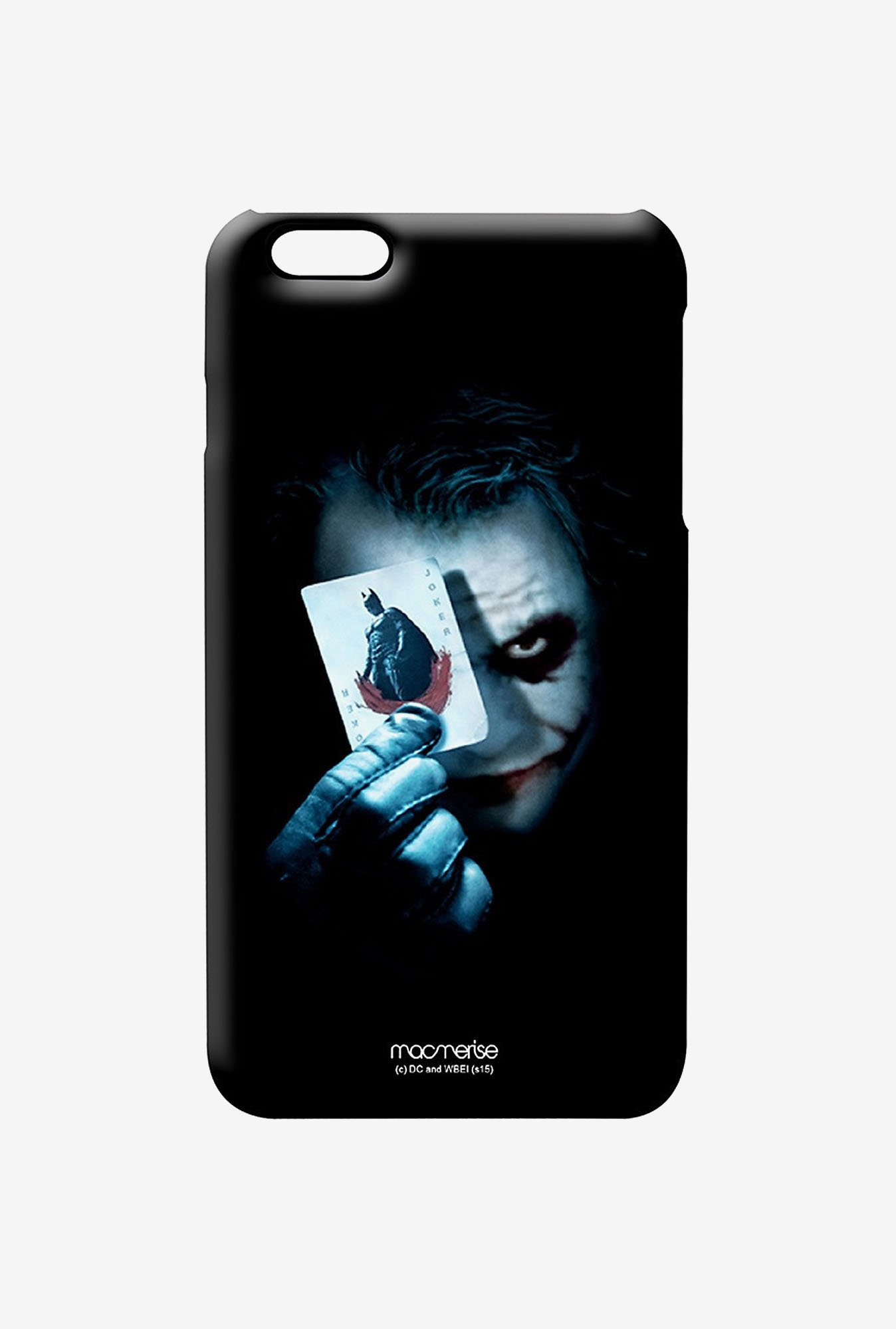 Macmerise Jokers Trump Card Pro Case for iPhone 6S Plus