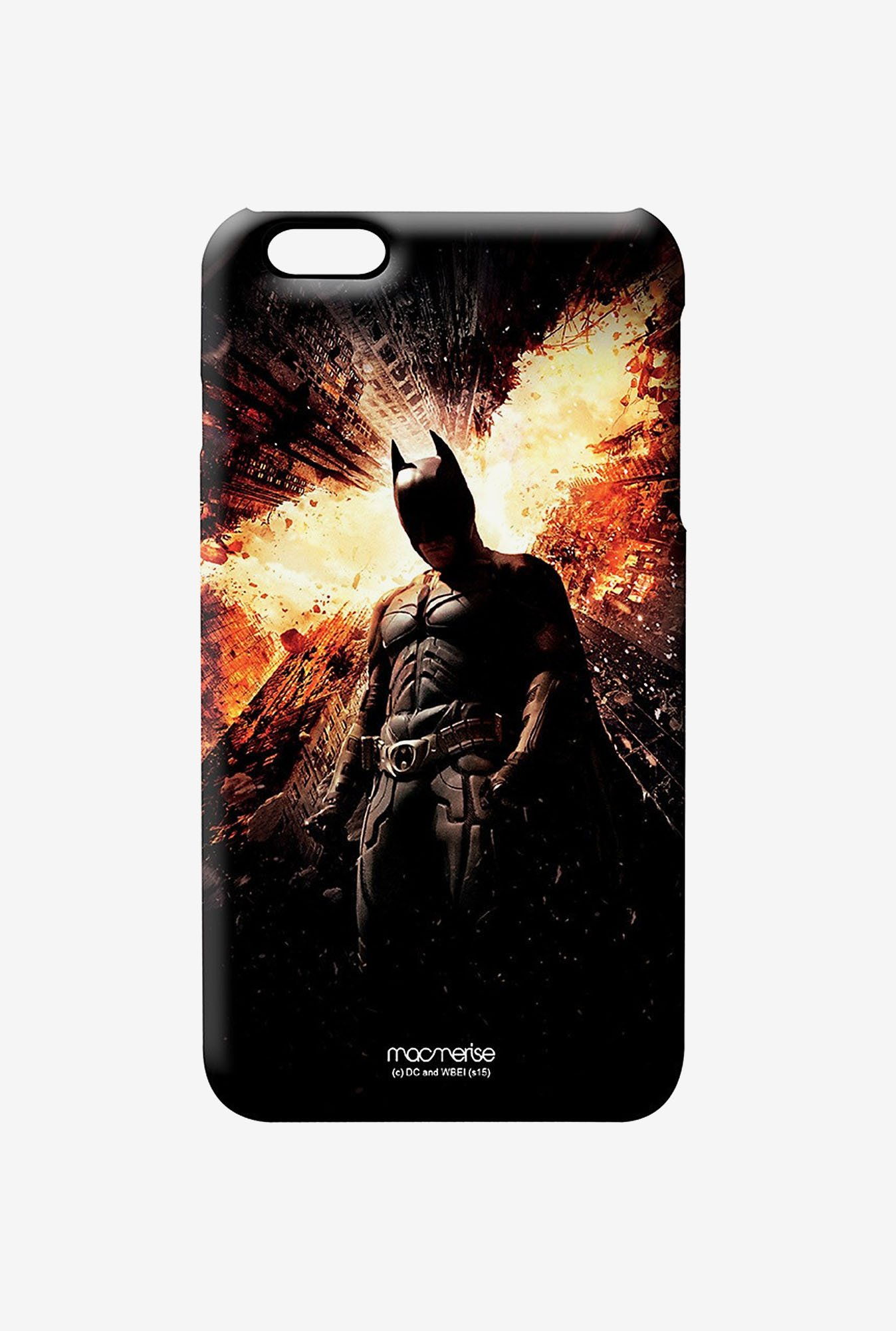 Macmerise The Dark Knight Rises Pro Case for iPhone 6S Plus