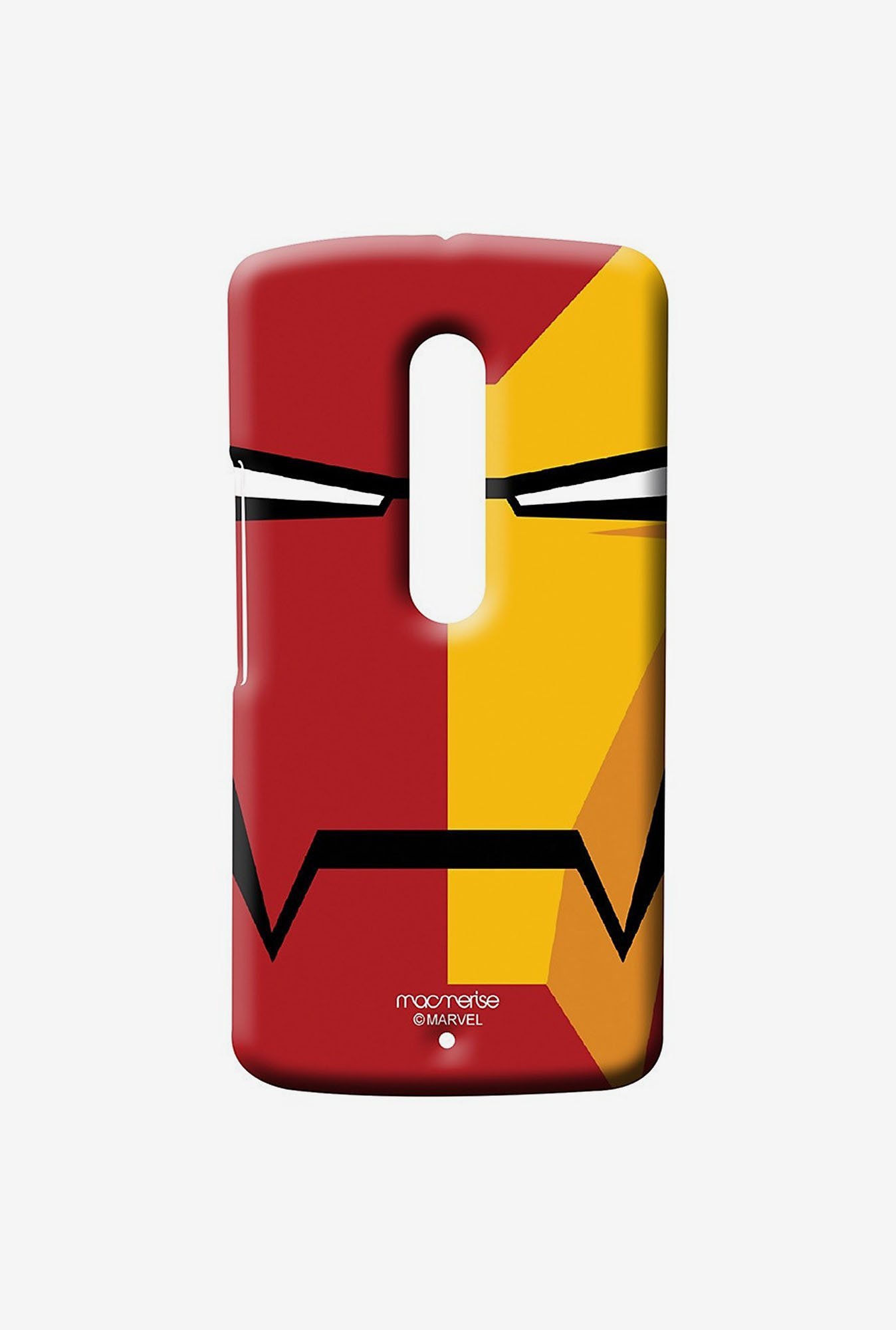 Macmerise Face Focus Ironman Sublime Case for Moto X Play