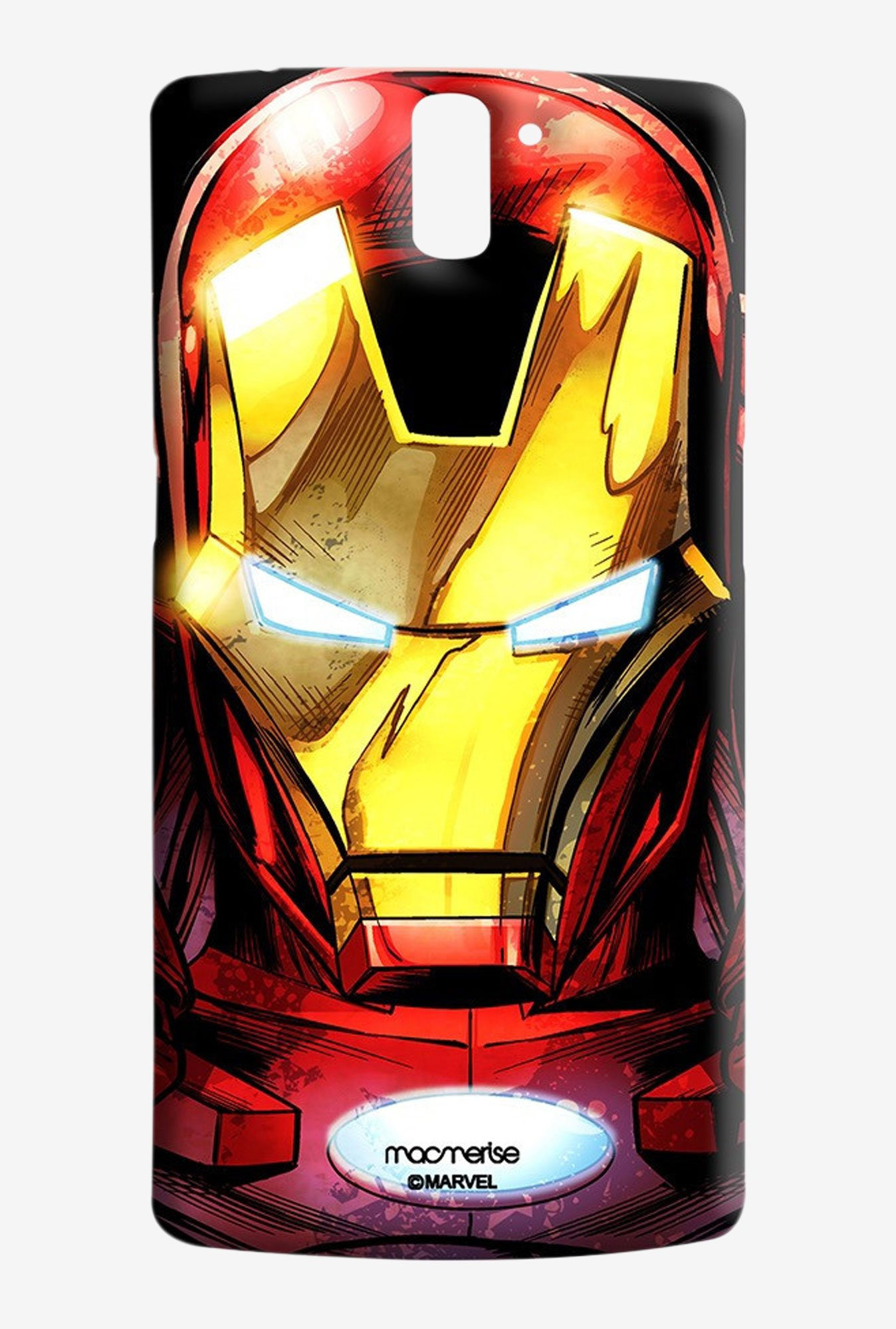 Macmerise Stark Face Sublime Case for Oneplus One