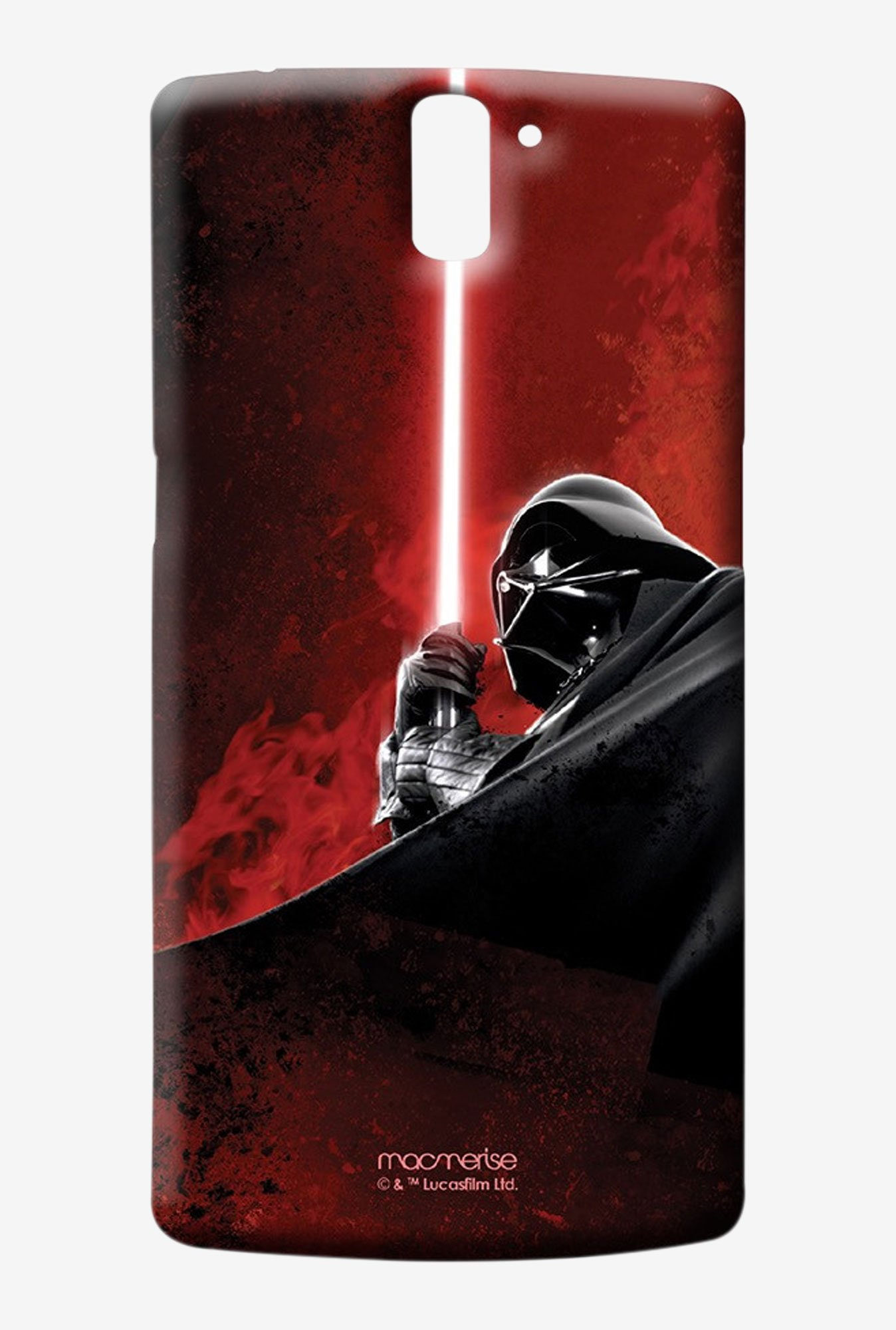 Macmerise The Vader Attack Sublime Case for Oneplus One