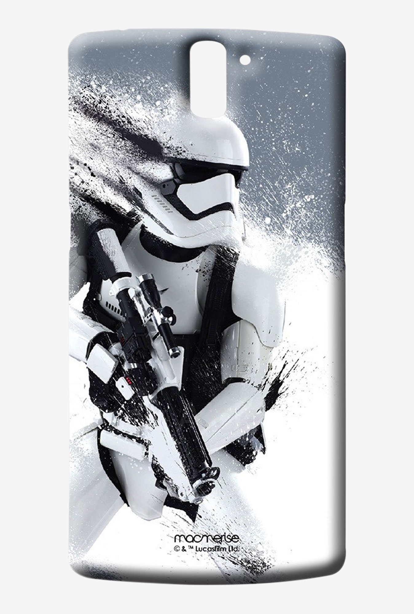 Macmerise Trooper Storm Sublime Case for Oneplus One