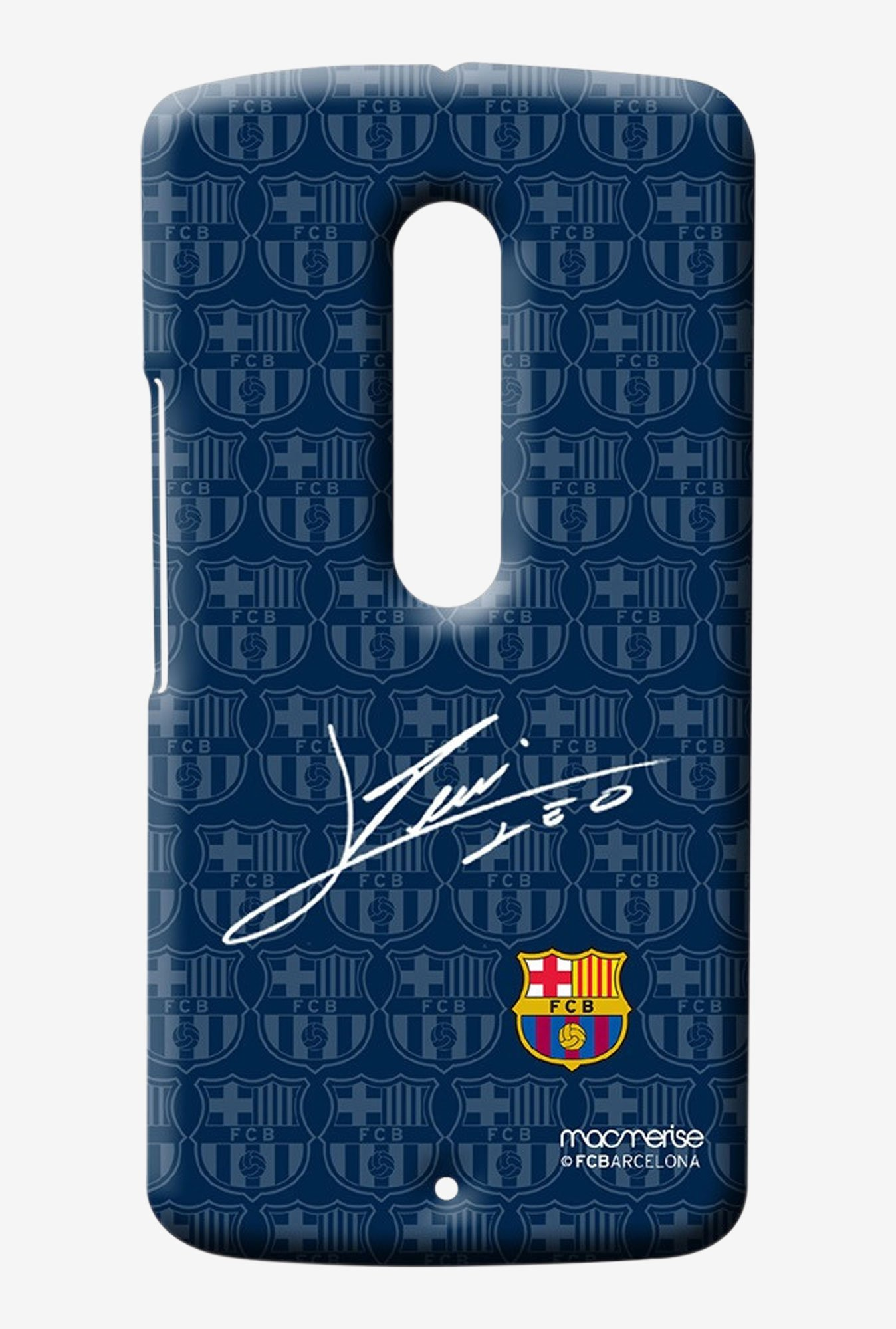 Macmerise Autograph Messi Sublime Case for Moto X Play