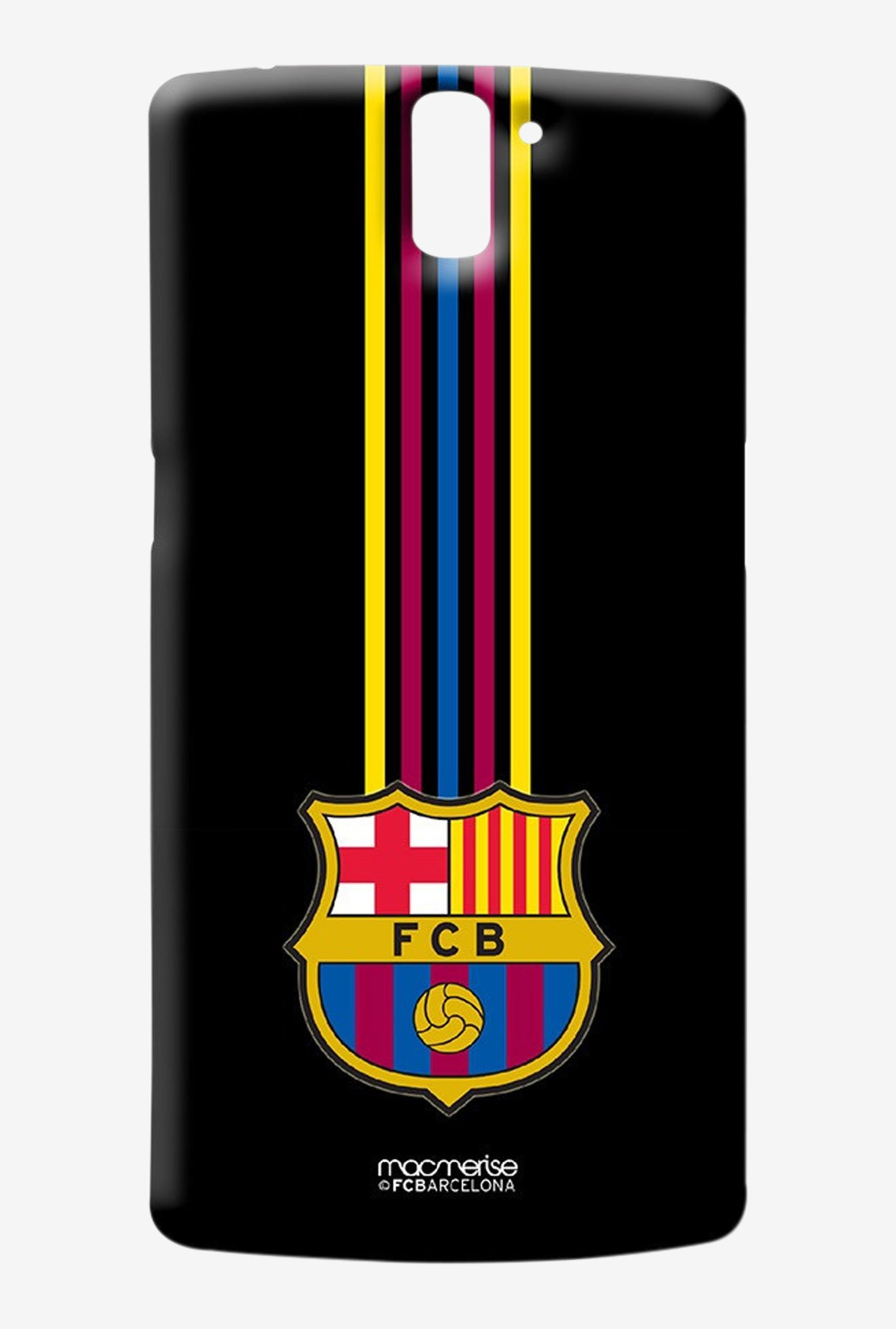 Macmerise FCB Stripes Back Sublime Case for Oneplus One