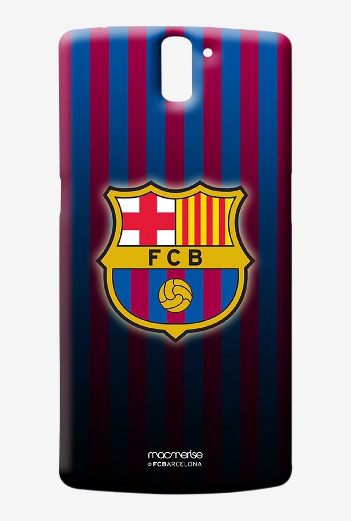 Macmerise FCB Crest Sublime Case for Oneplus One