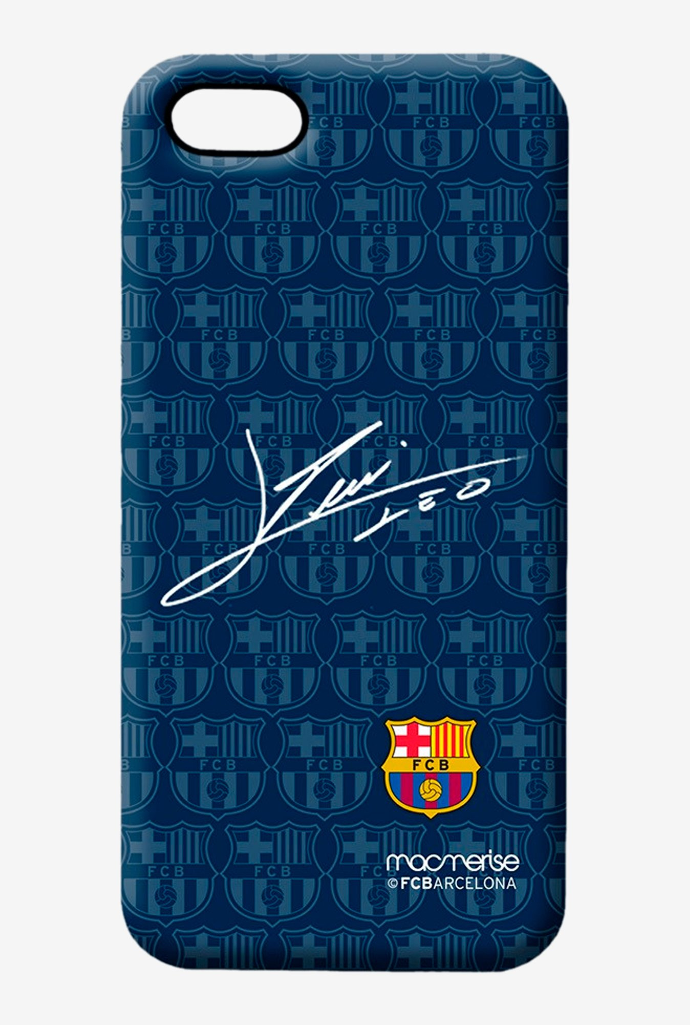 Macmerise Autograph Messi Pro Case for iPhone 5/5S