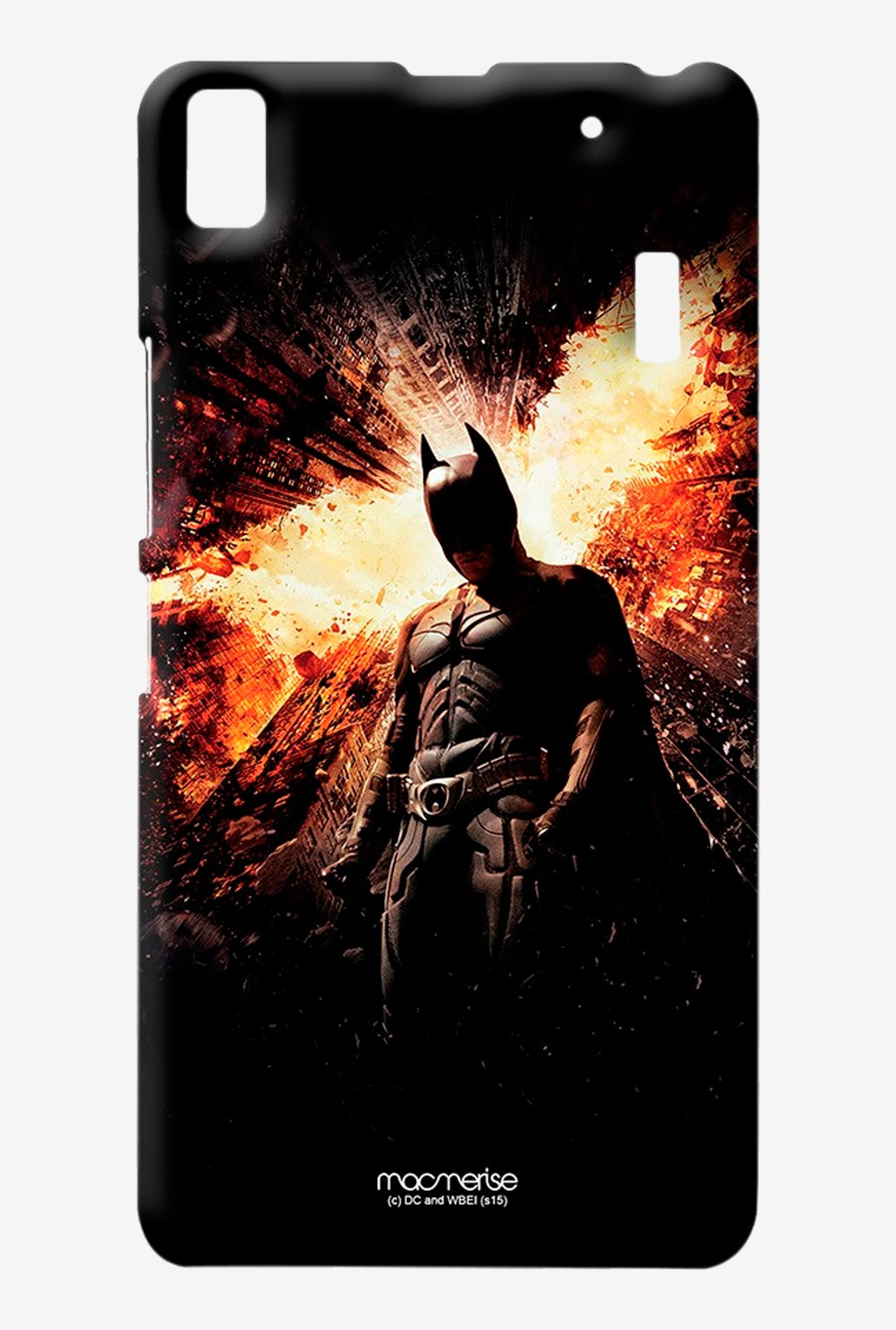 Macmerise The Dark Knight Rises Sublime Case for K3 Note