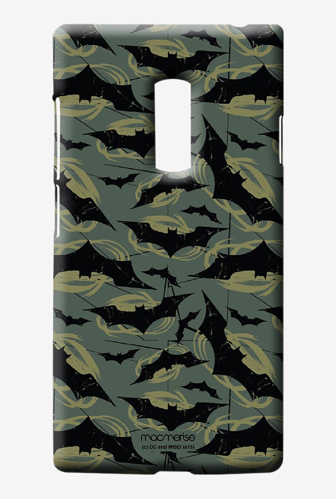 Macmerise Batman Mashup Sublime Case for Oneplus Two