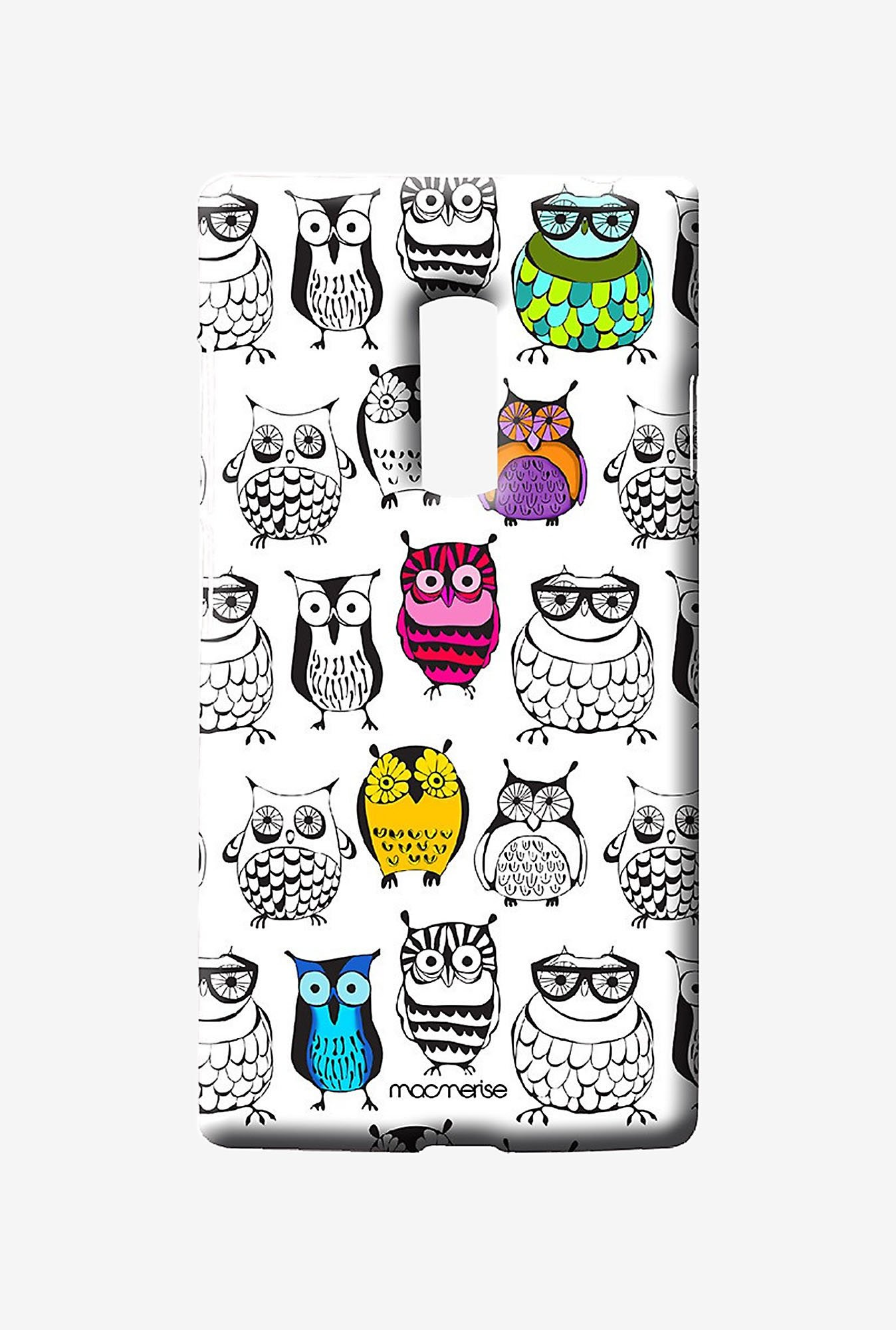 Macmerise Owl Art Sublime Case for Oneplus Two