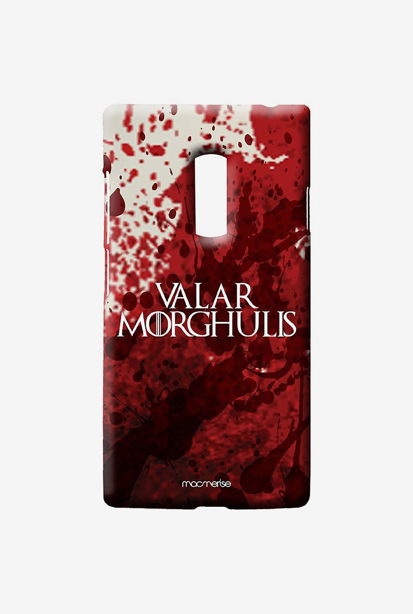 Macmerise Valar Morghulis Sublime Case for Oneplus Two
