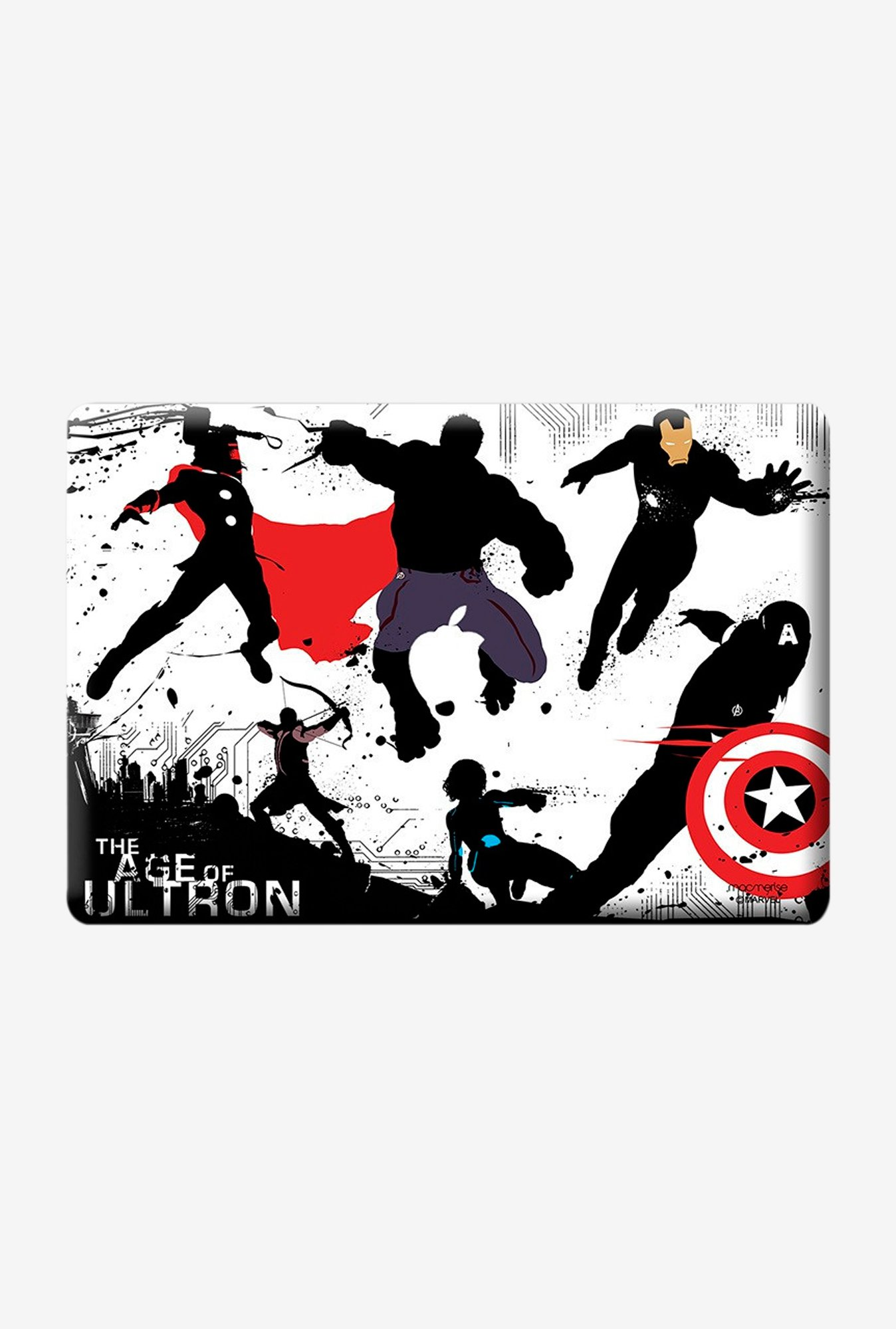 "Macmerise The Age of Ultron Skin for 15"" MacBook Pro"