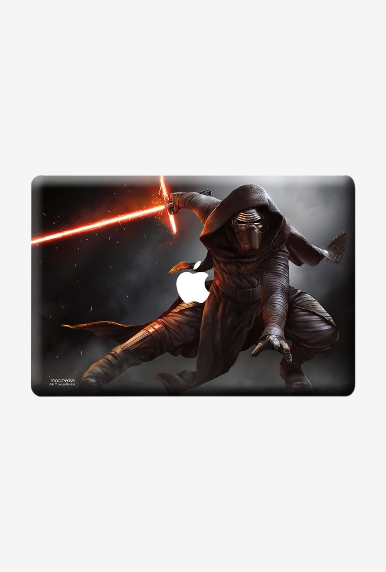 "Macmerise Ren in Action Skin for 13"" MacBook Pro"