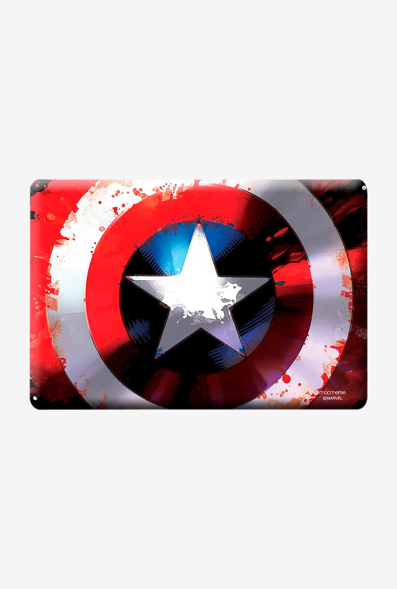 "Macmerise Splash Shield Skin for 13"" MacBook Pro(Retina)"