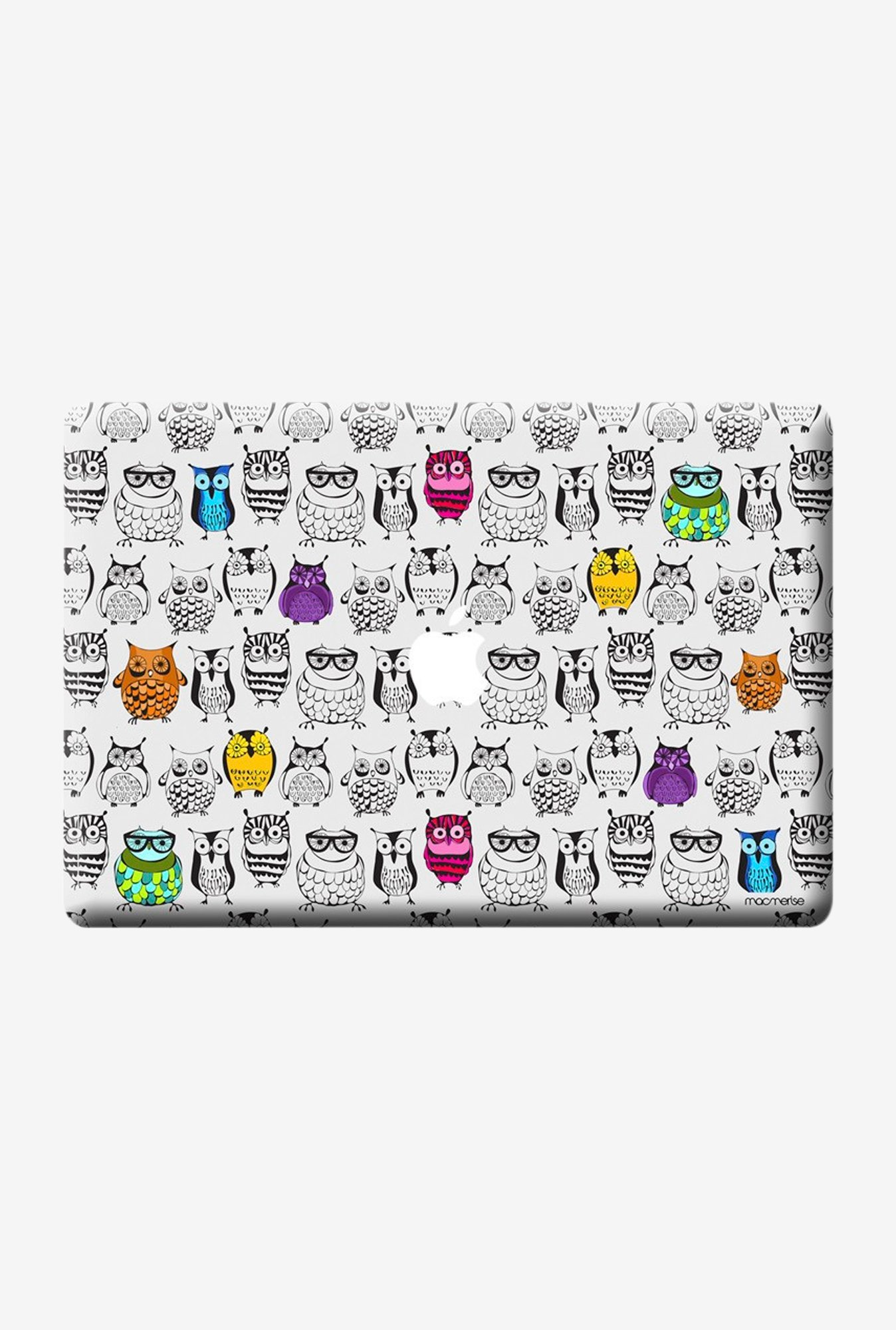"Macmerise Owl Art Skin for 13"" MacBook Pro(Retina)"