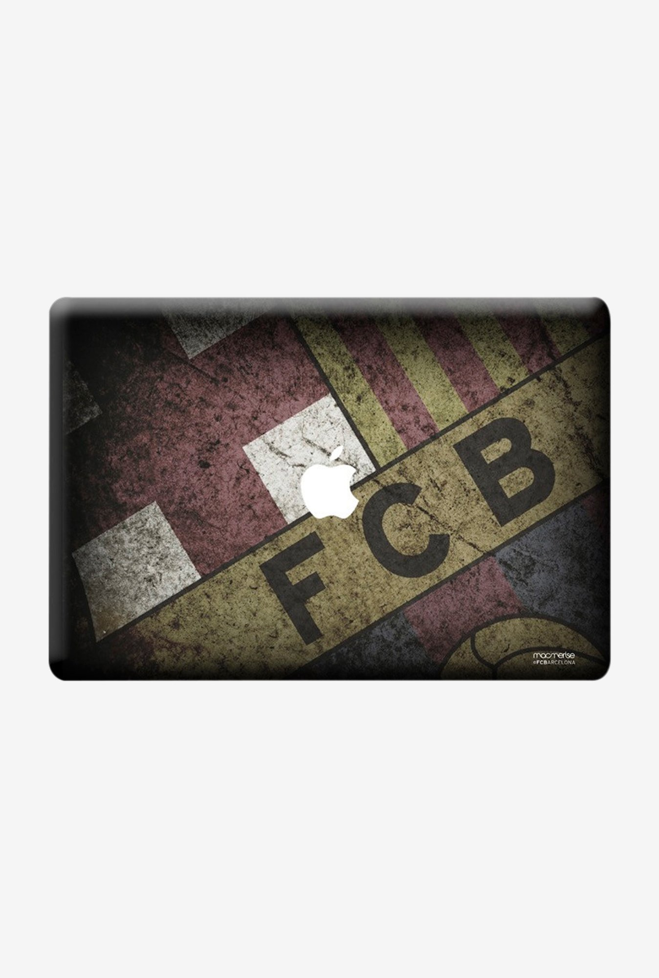 "Macmerise FCB Grunge Skin for 13"" MacBook Pro(Retina)"