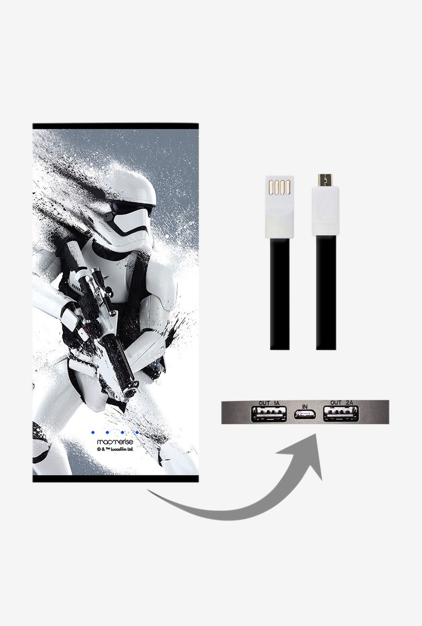 Macmerise Trooper Storm 8000 mAh Universal Power Bank