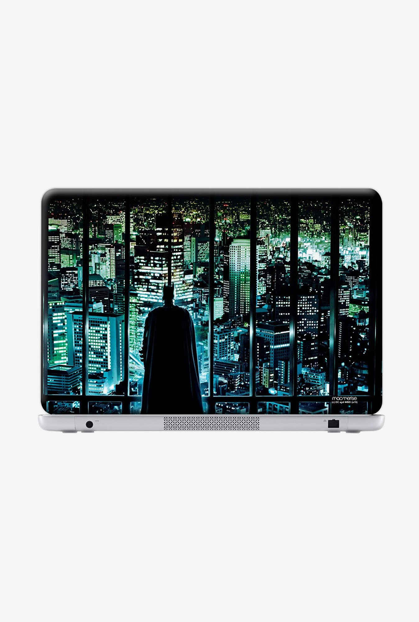 "Macmerise Watch My City Skin for 14"" Laptops"
