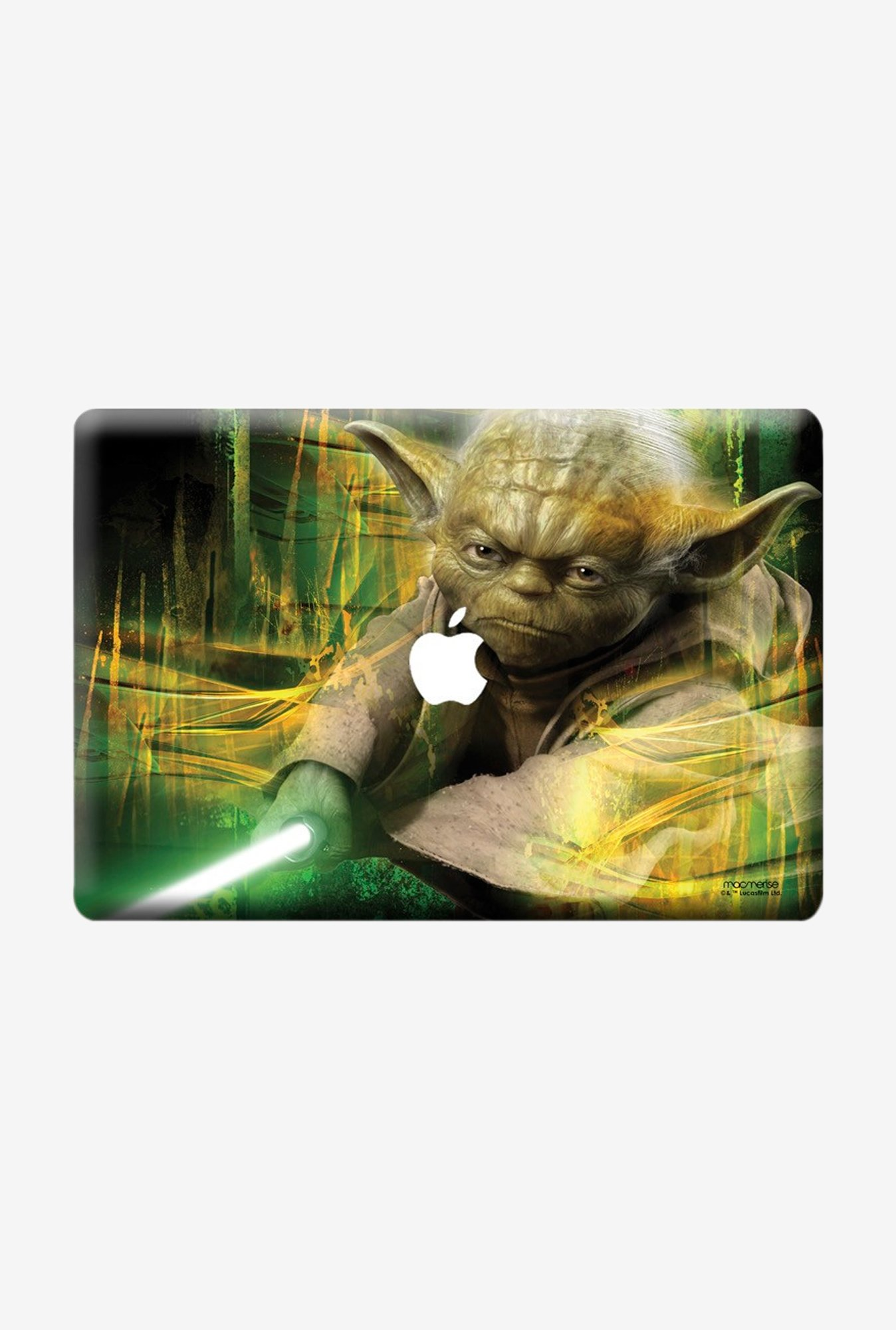 "Macmerise Furious Yoda Skin for 15"" MacBook Pro(Retina)"