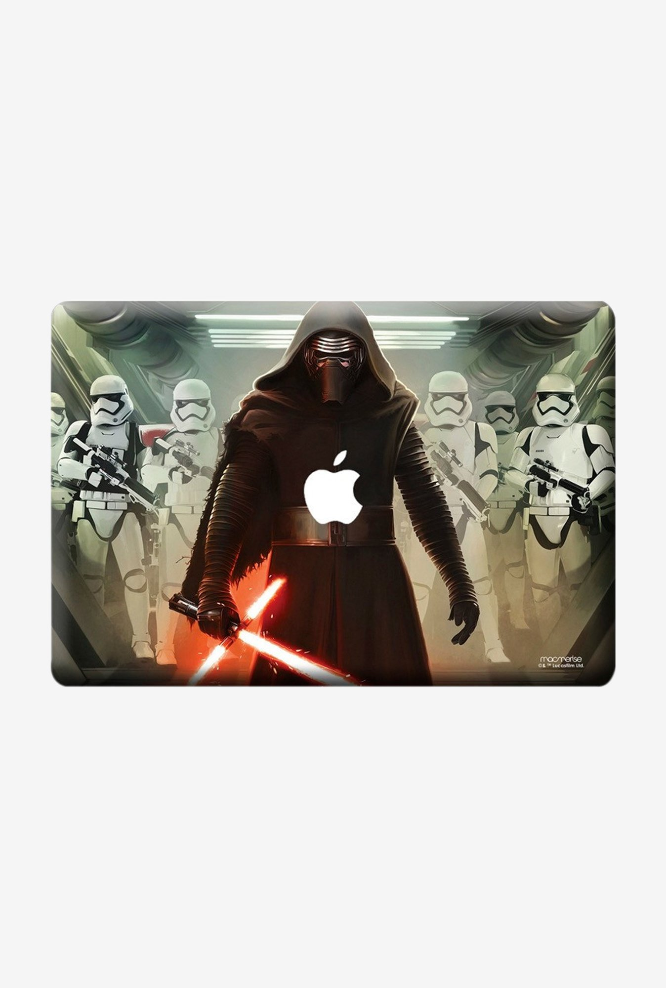 "Macmerise Kylos Troop Skin for 15"" MacBook Pro(Retina)"