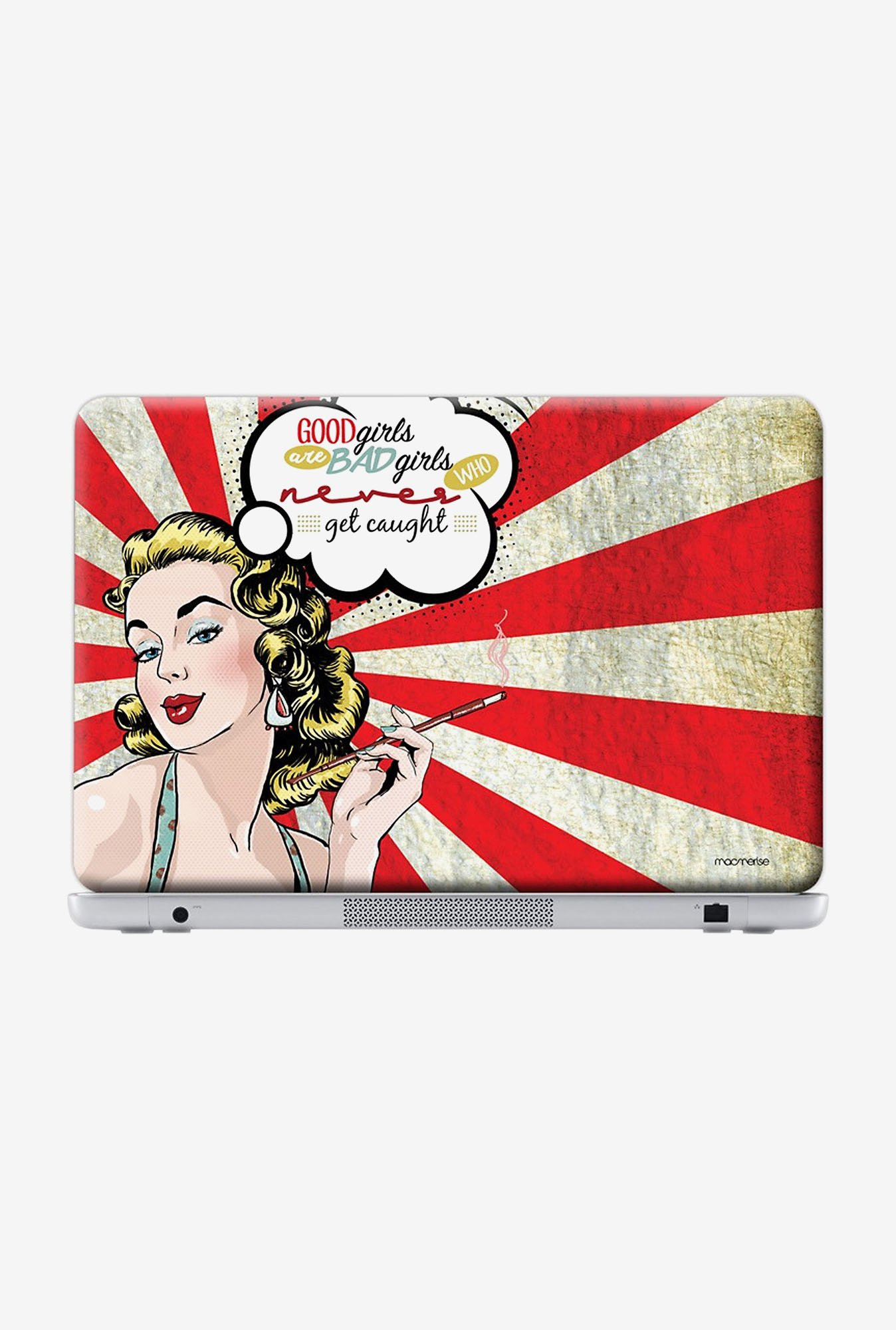 "Macmerise Miss Diva Skin for 14"" Laptops"