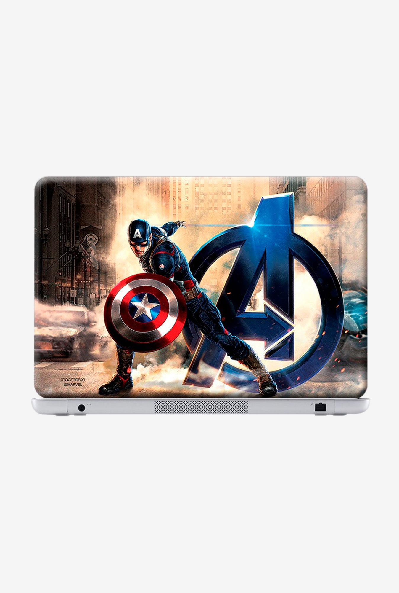 "Macmerise Super Soldier Skin for 13"" Laptops"