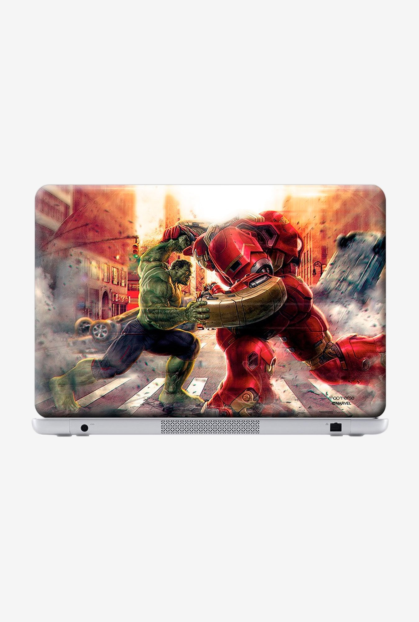 "Macmerise Monster Vs Machine Skin for 15"" Laptops"