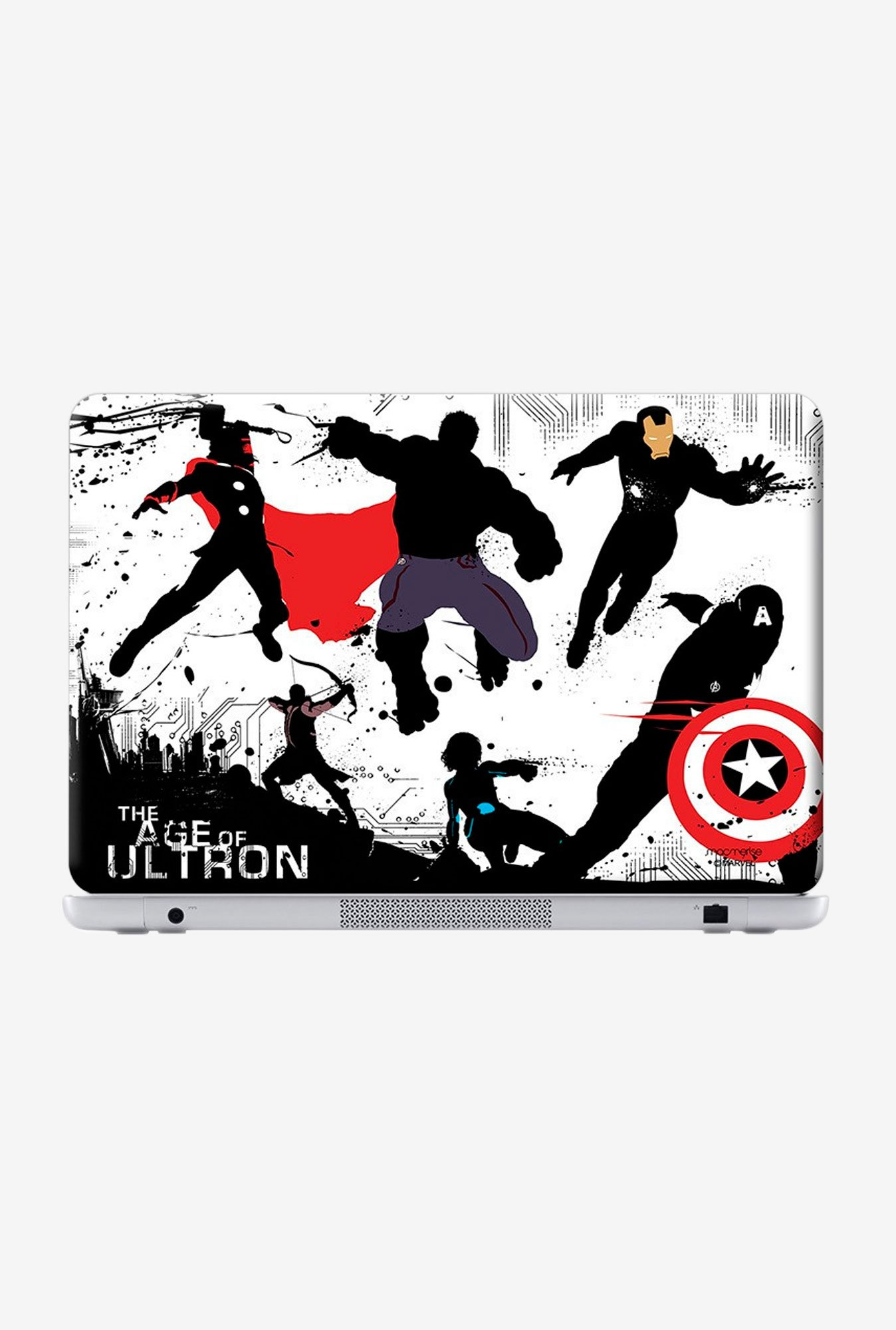 "Macmerise The Age of Ultron Skin for 15"" Laptops"