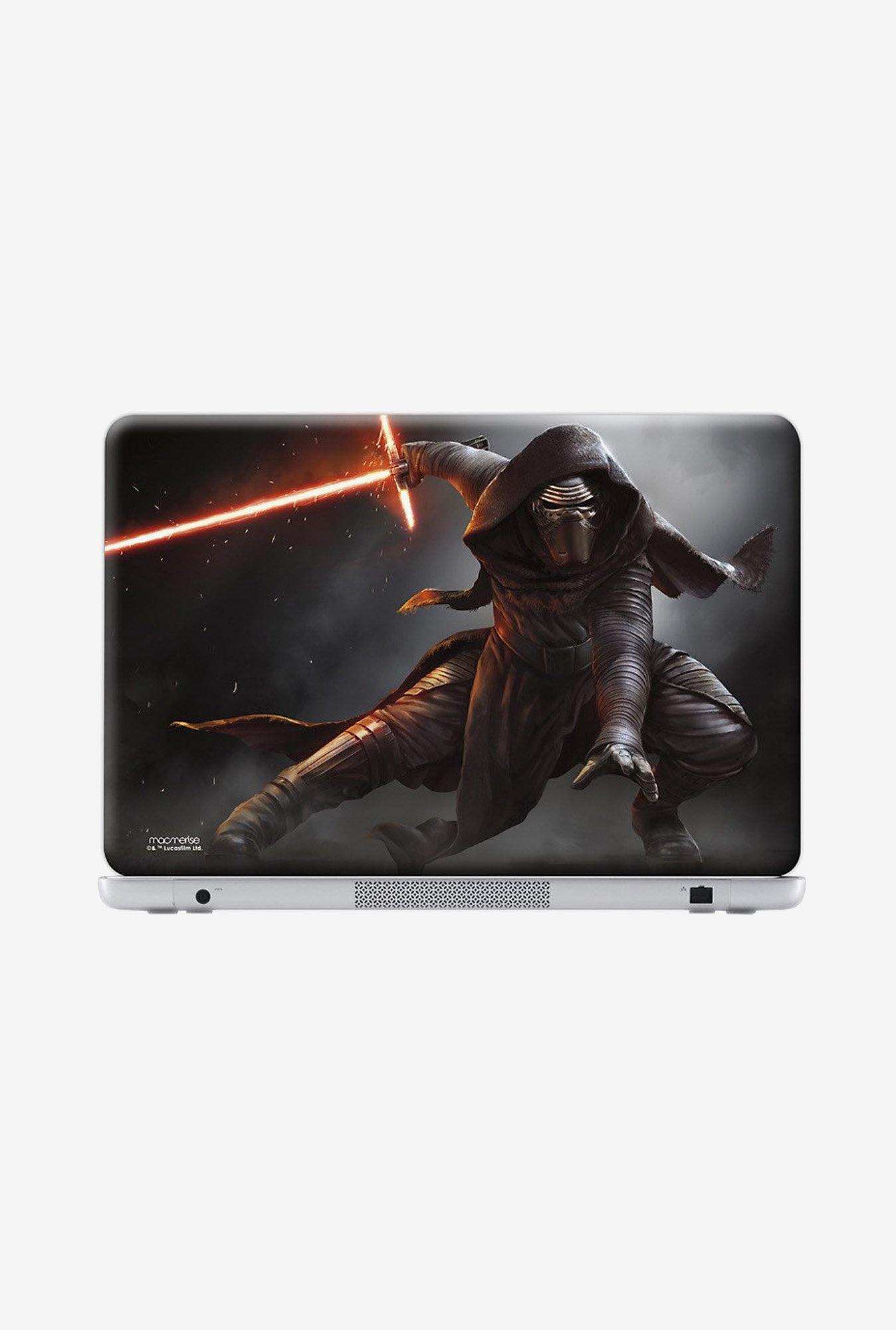 "Macmerise Ren in Action Skin for 13"" Laptops"