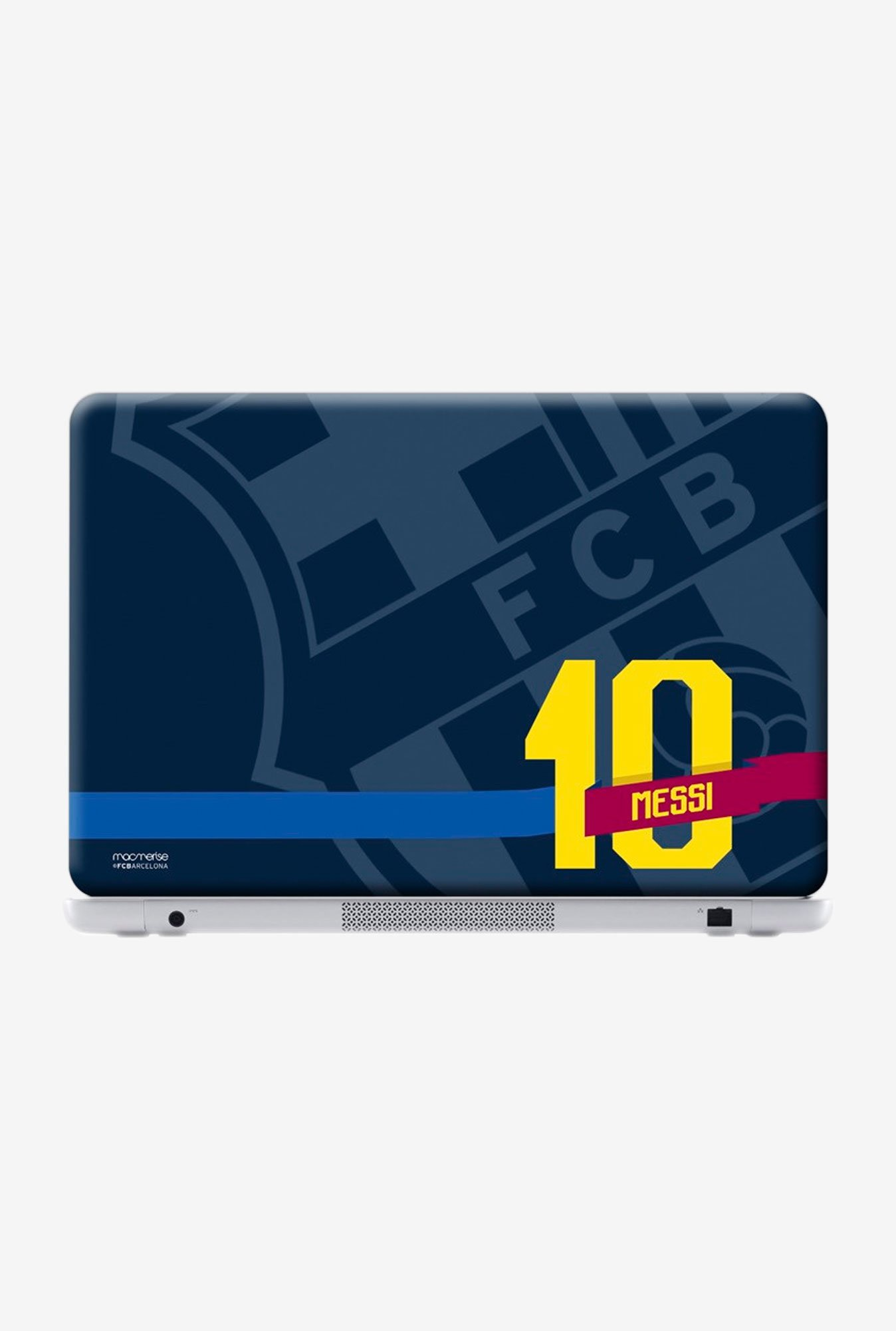 "Macmerise Classic Messi Skin for 15"" Laptops"