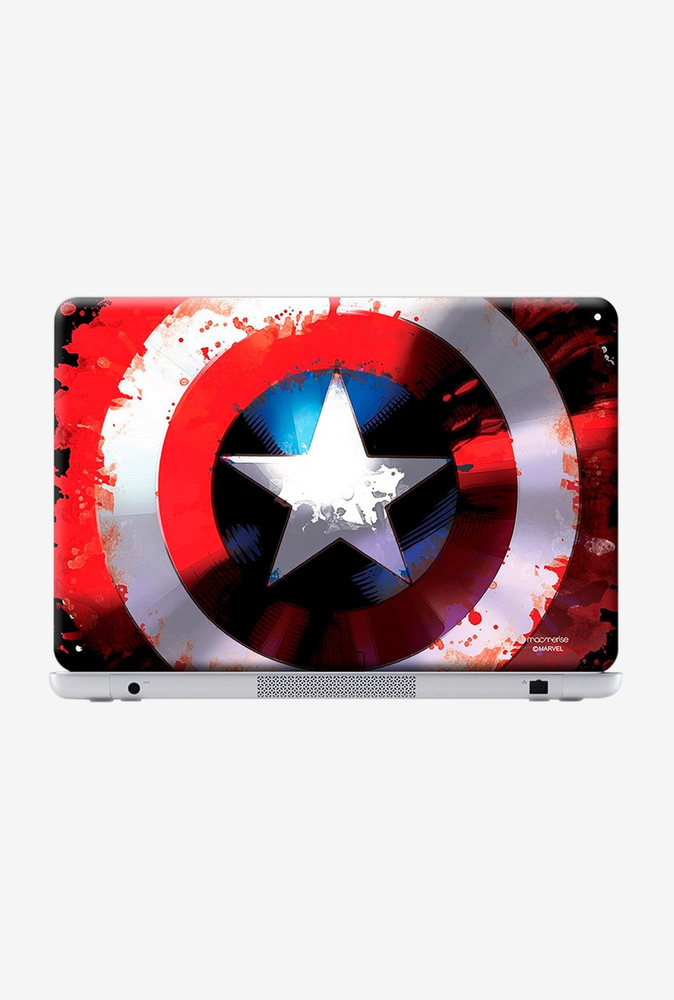 "Macmerise Splash Shield Skin for 15.4"" Laptops"