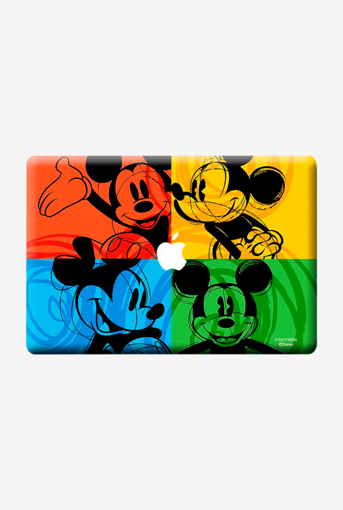 "Macmerise Shades of Mickey Skin for 15"" MacBook Pro"