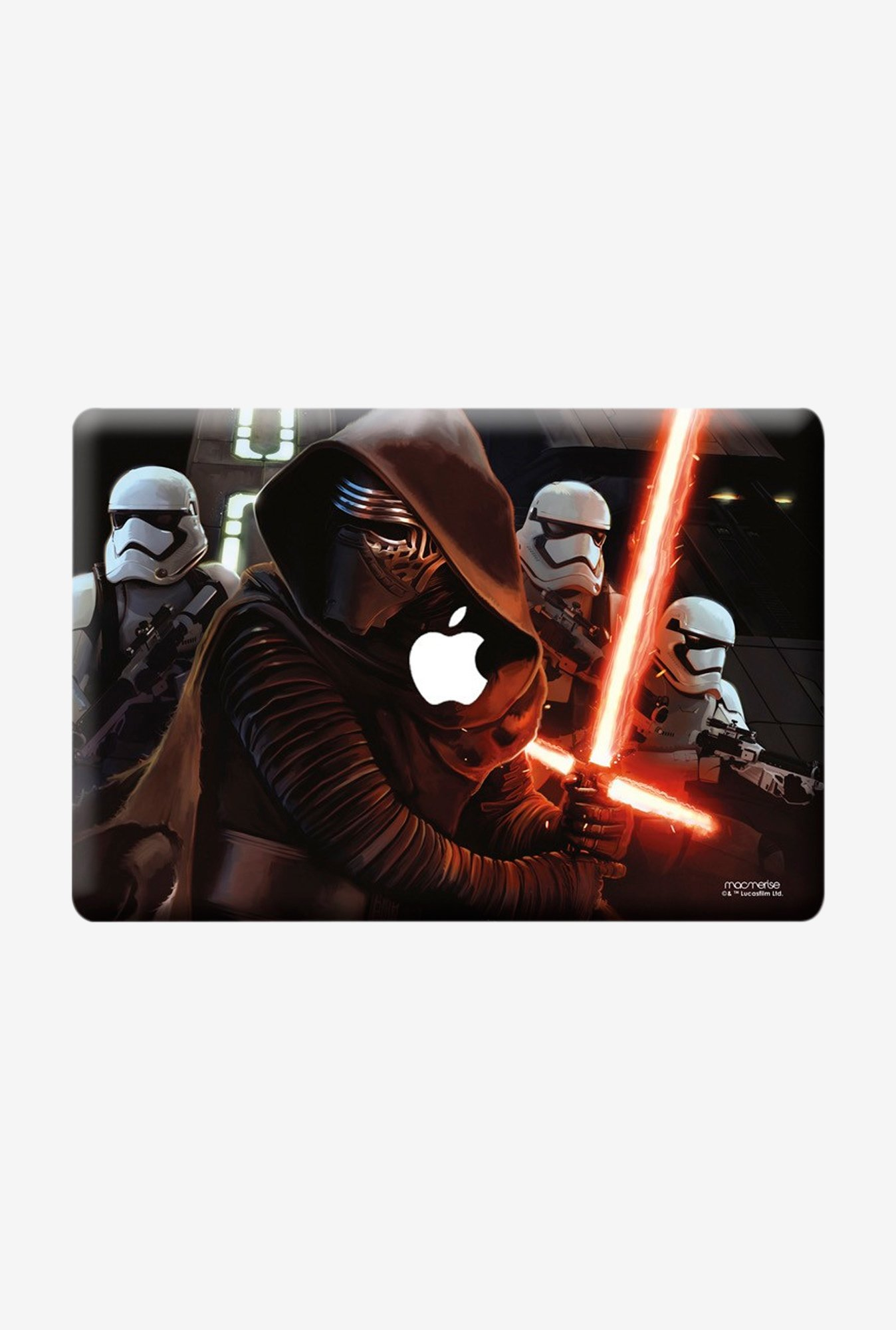 "Macmerise Kylos Entourage Skin for 11"" MacBook Air"