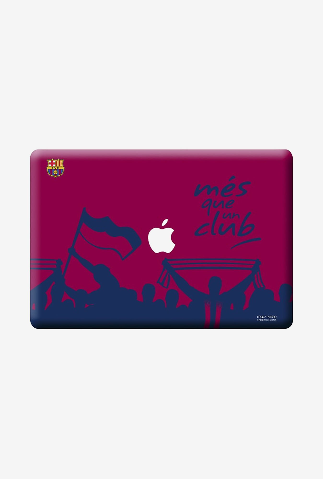 "Macmerise FCB Slogan Skin for 13"" MacBook Air"