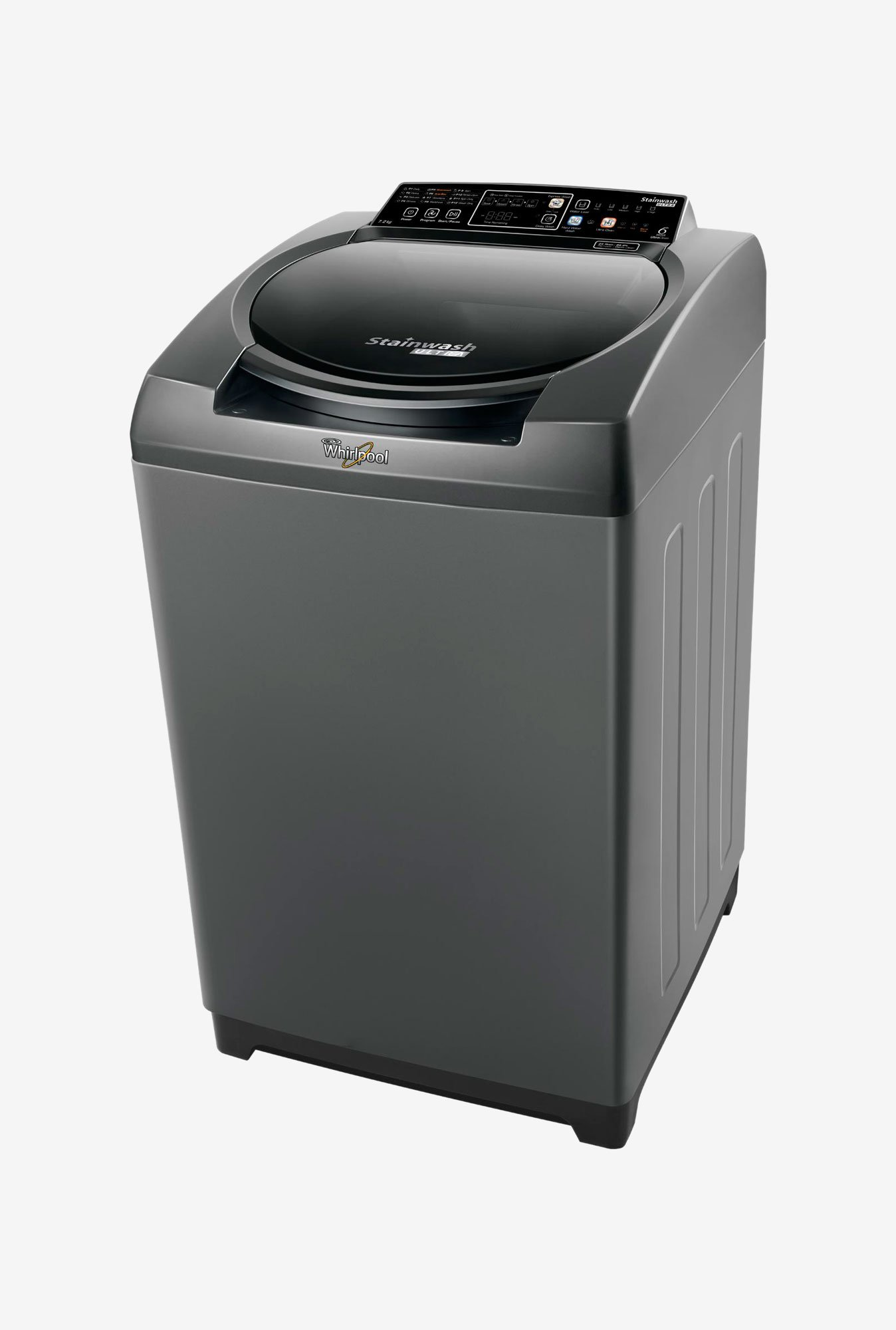 Whirlpool Stainwash Ultra UL72H 7.2 Kg Washing Machine Grey