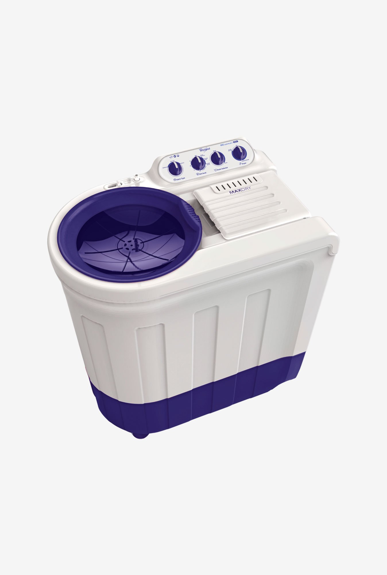 Whirlpool Ace 6.5 Supreme Plus Washing Machine Peppy Purple