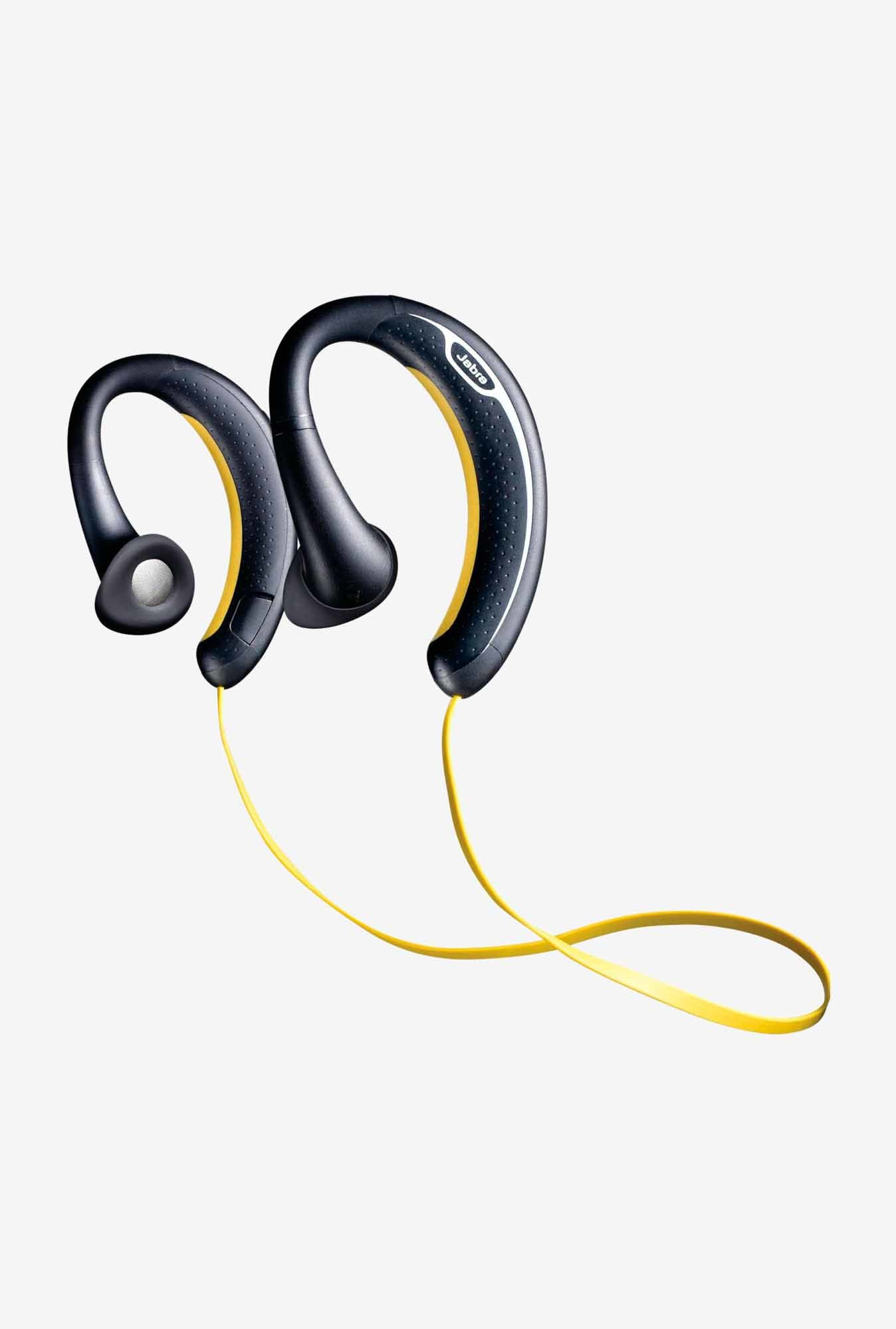 Jabra Sport Plus On the Ear Stereo Headphones Black