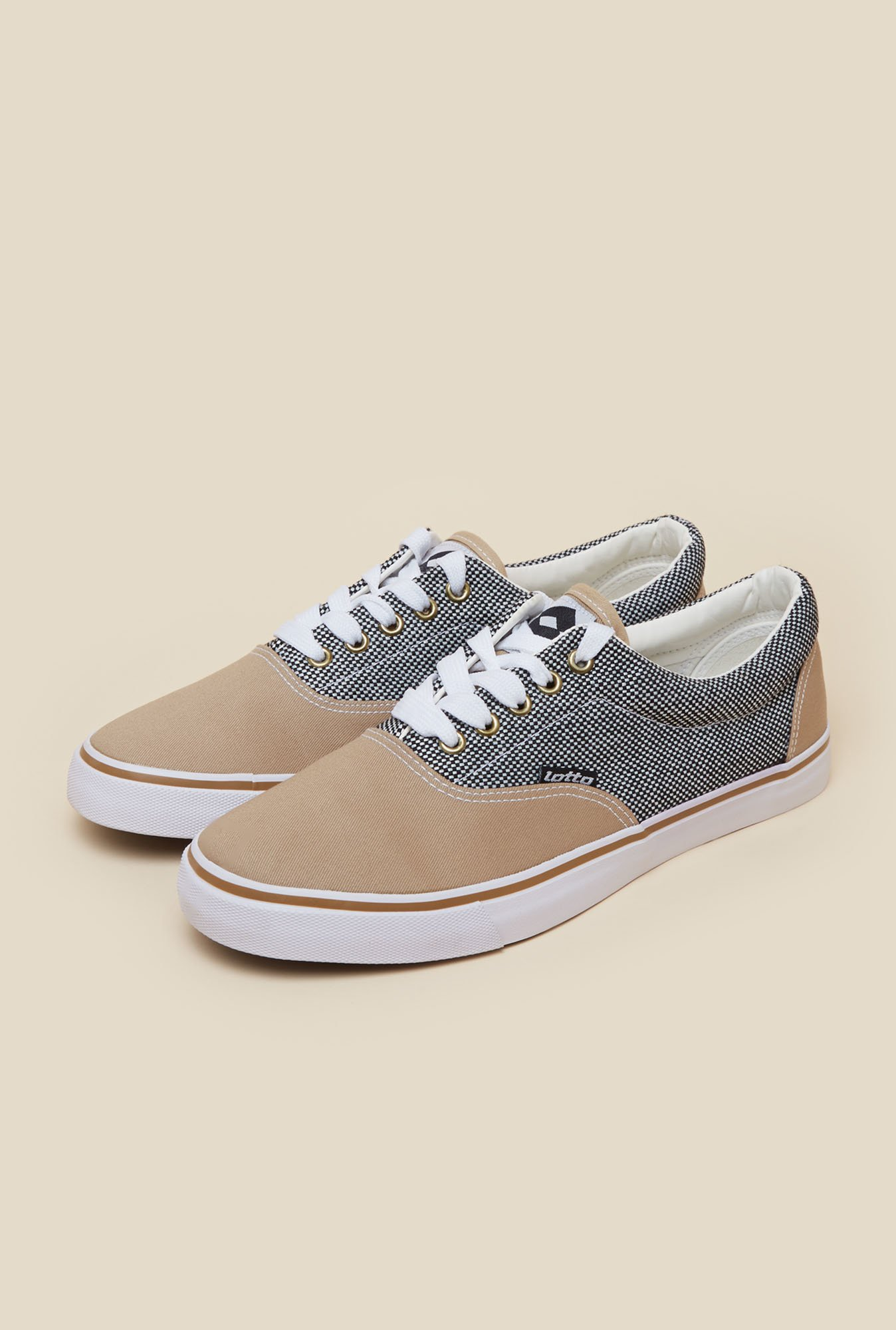 Lotto Devin Beige Sneakers