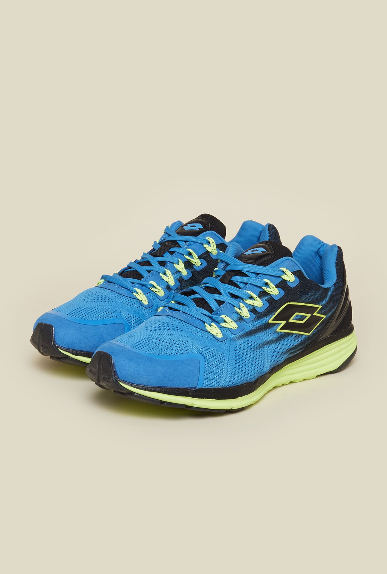 Lotto Windride Blue & Black Running Shoes
