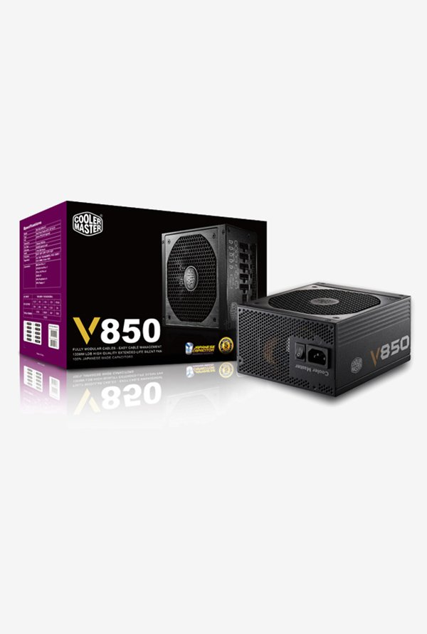Cooler Master VANGUARD 850W Power Supply Unit Black