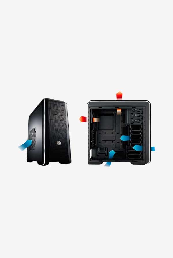 Cooler Master CM 693 Mid Tower Case Black