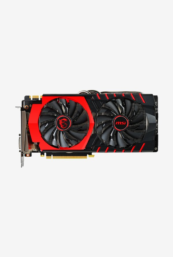 MSI GTX 980Ti GAMING 6G Graphics Card Black