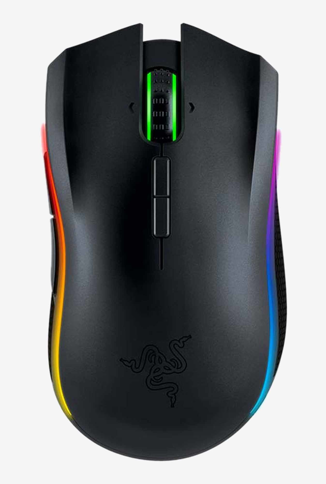 Razer Mamba 16000 RZ01-01360100-R3A1 Mice Black